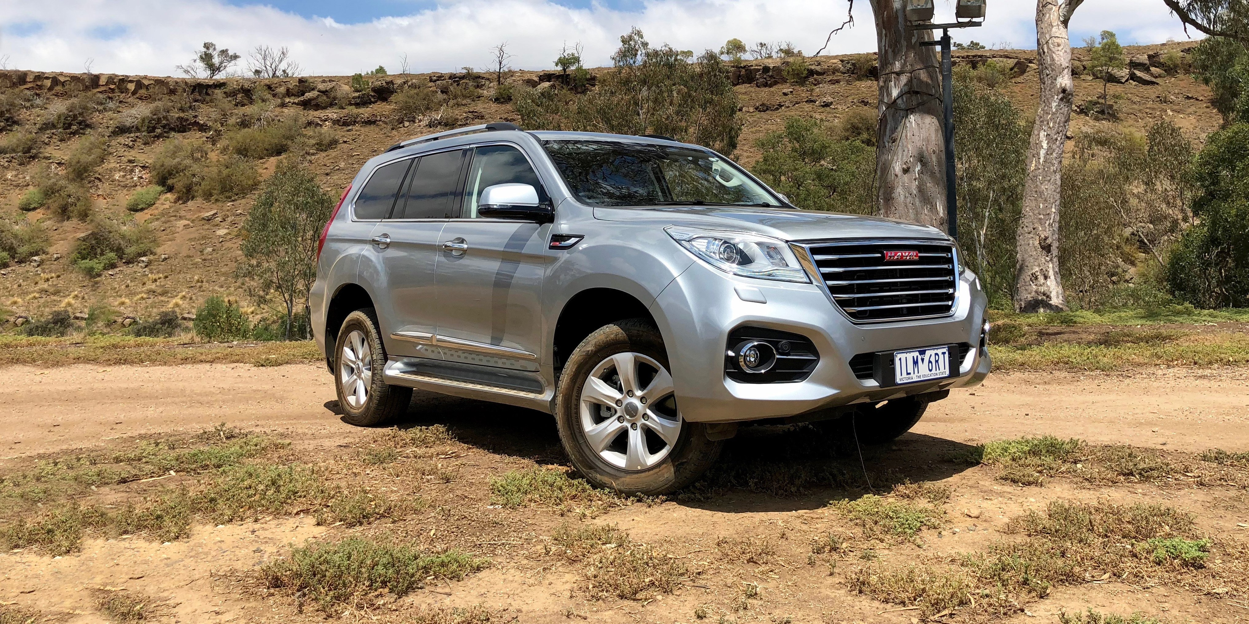 Great Wall Haval H9 4k restyling