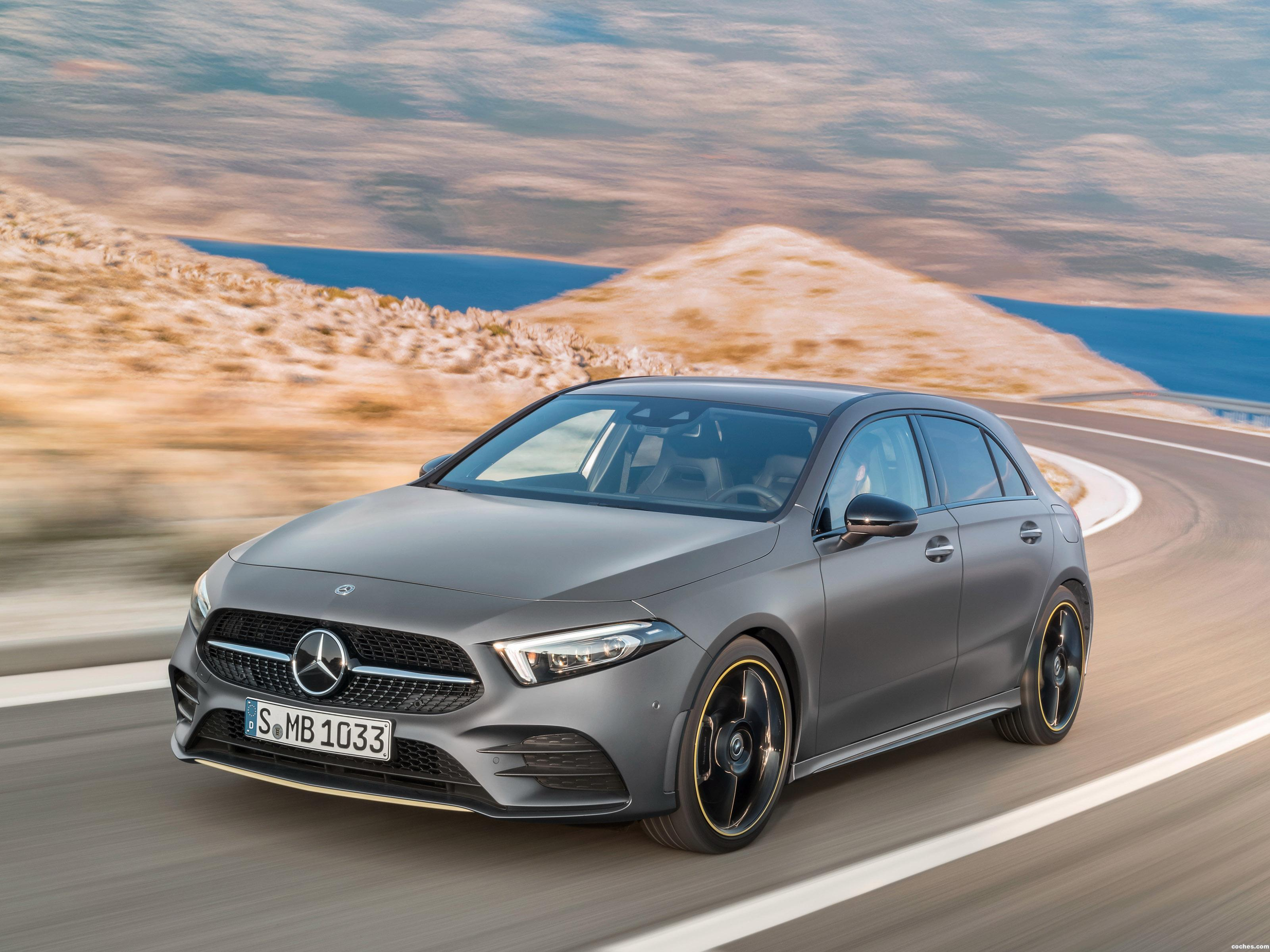 Mercedes B-Class (W247) exterior specifications