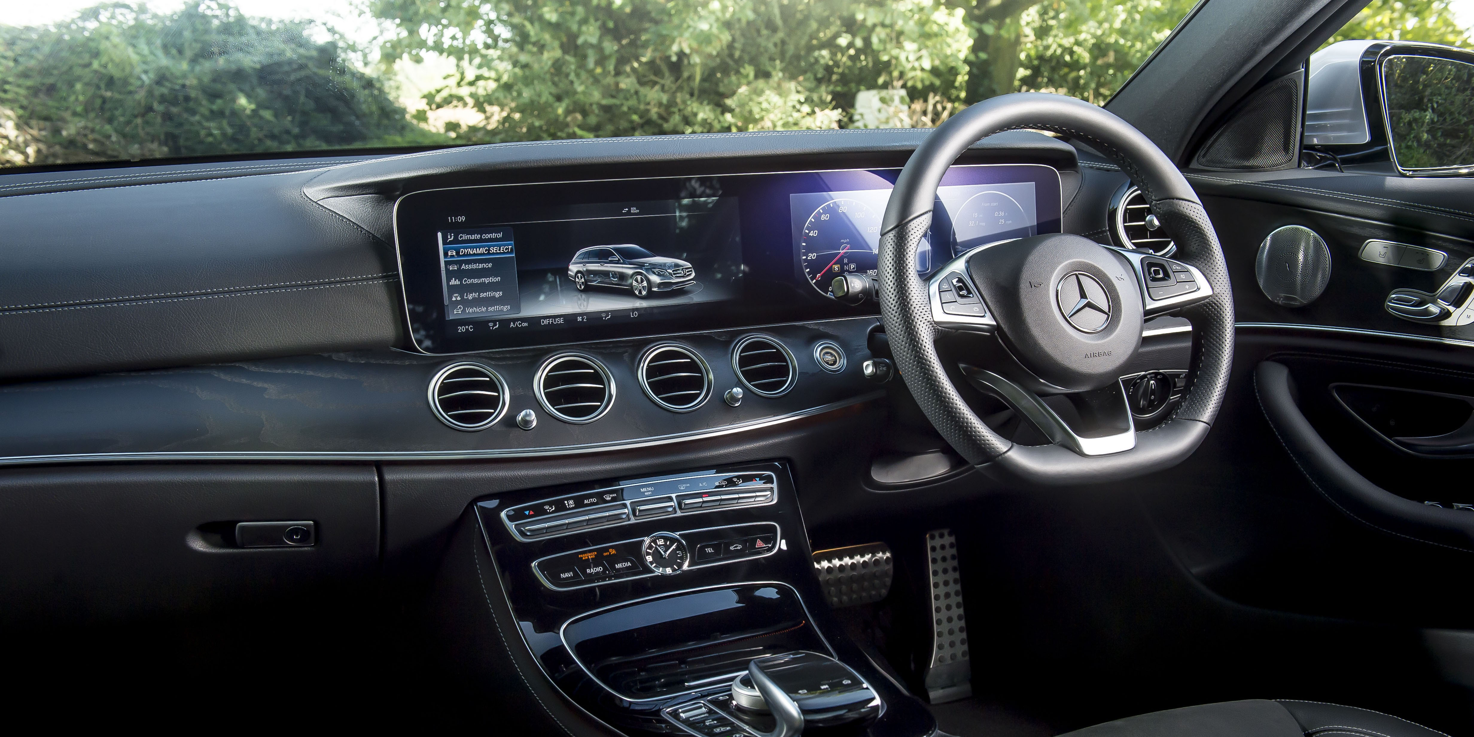 Mercedes A-Class Sedan (V177) interior photo