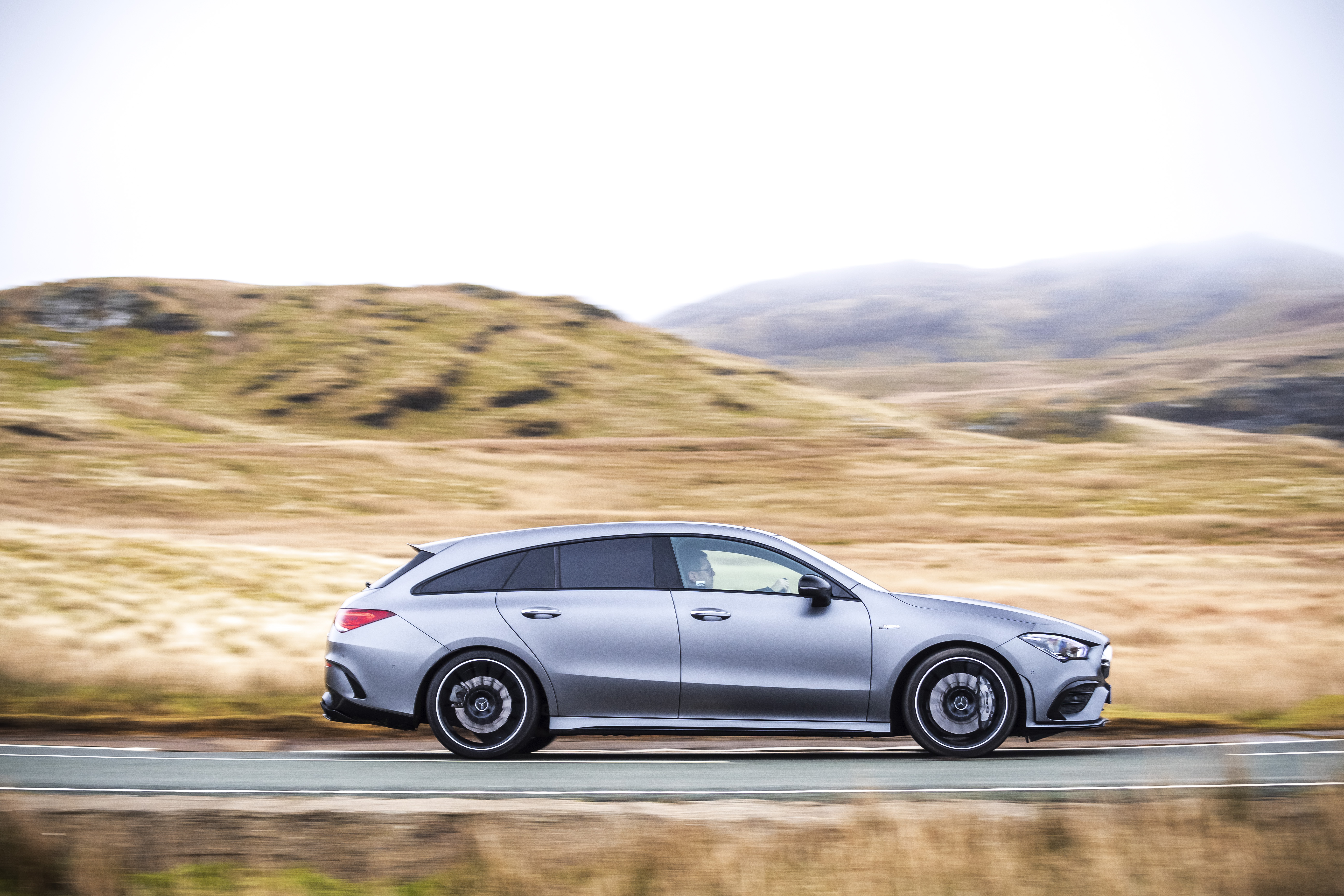 Mercedes CLA Shooting Brake (X118) hd photo