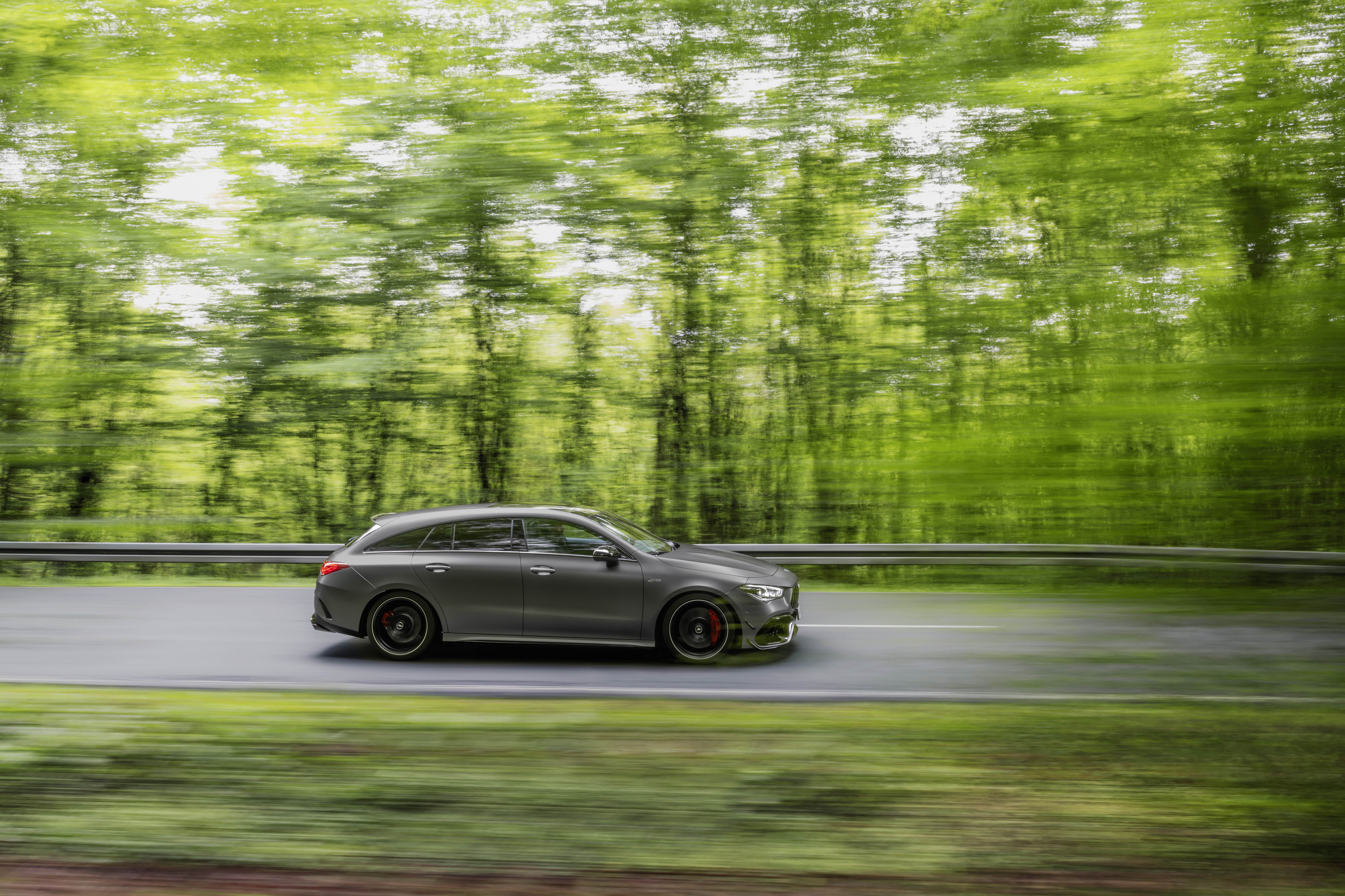 Mercedes CLA Shooting Brake (X118) best restyling