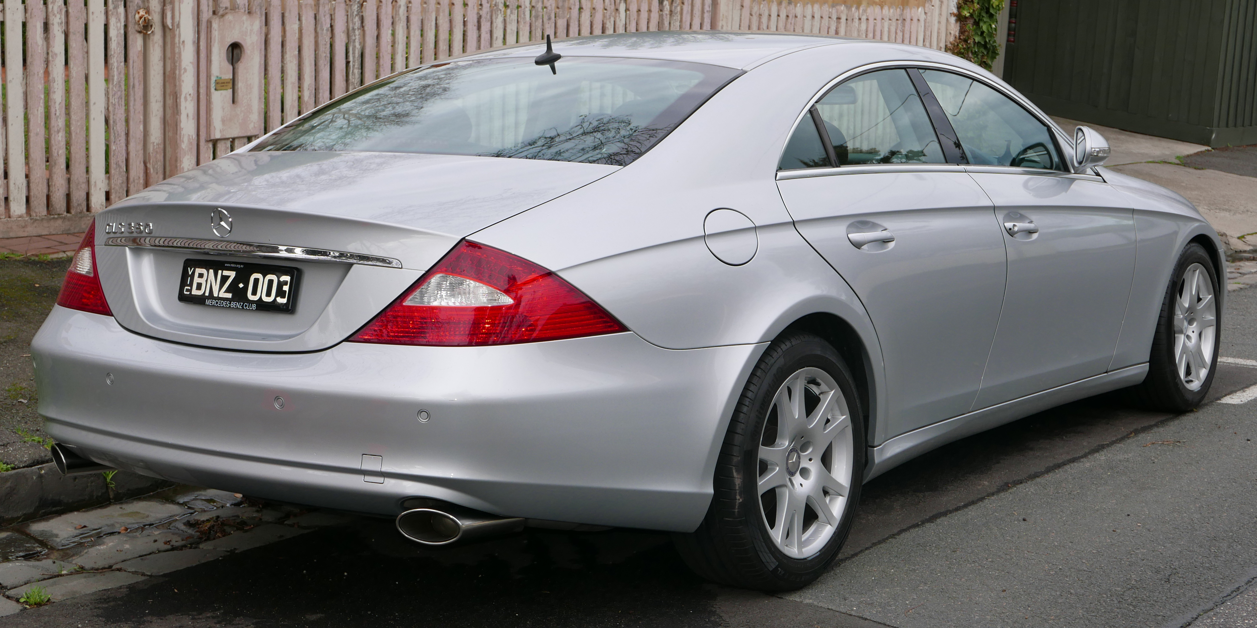 Mercedes CLS-Class (C257) best restyling