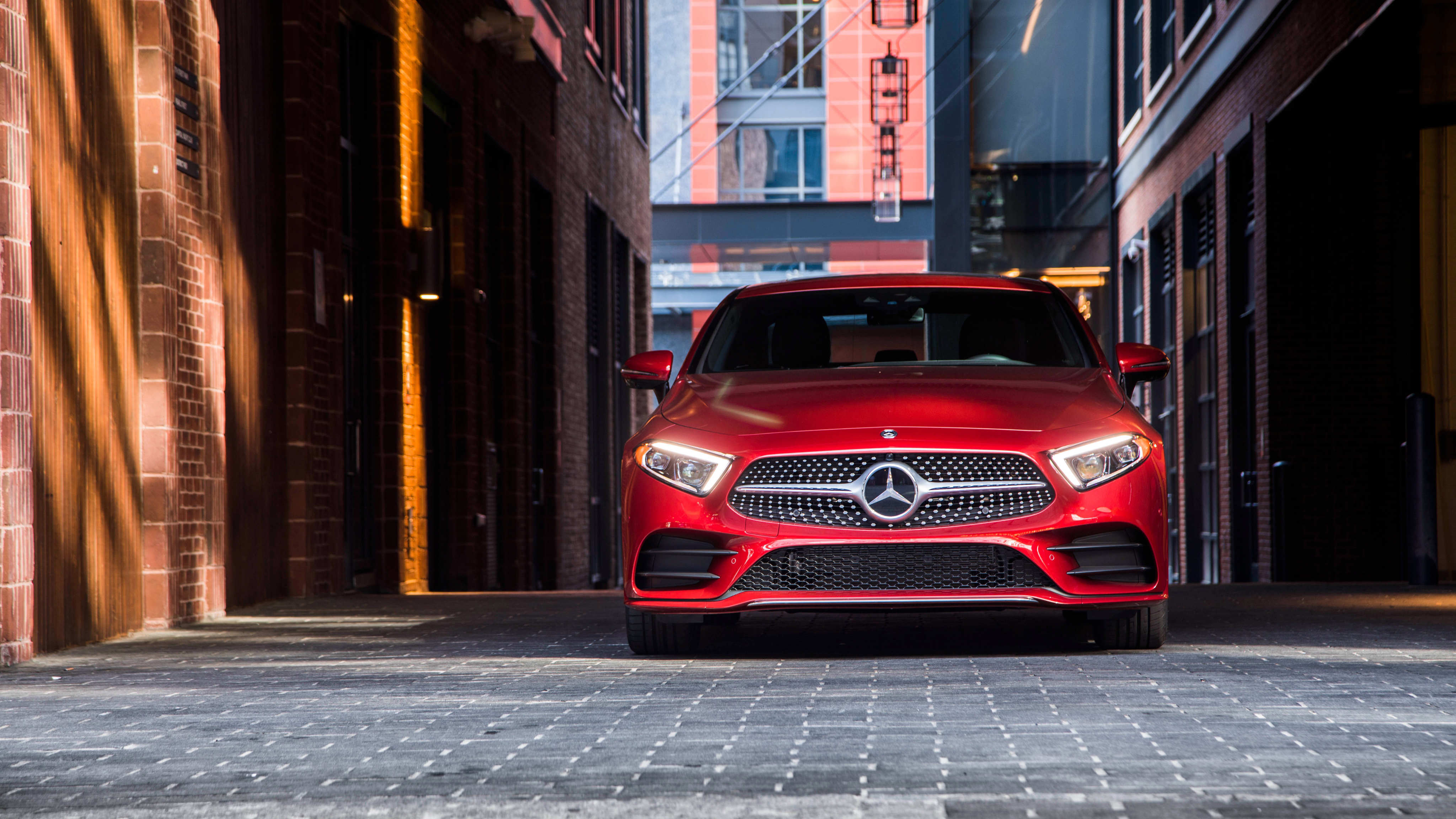 Mercedes CLS-Class (C257) reviews restyling