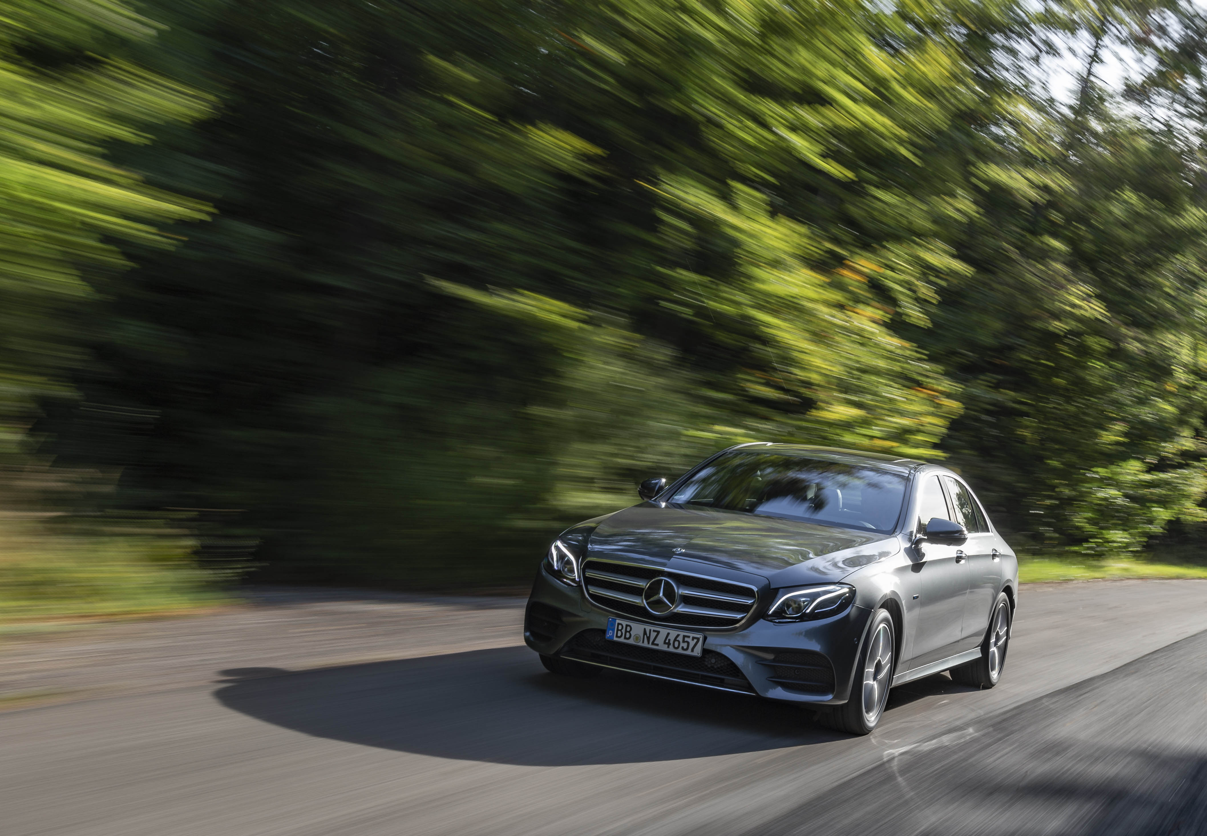 Mercedes E-Class Plug-in Hybrid (W213) mod specifications