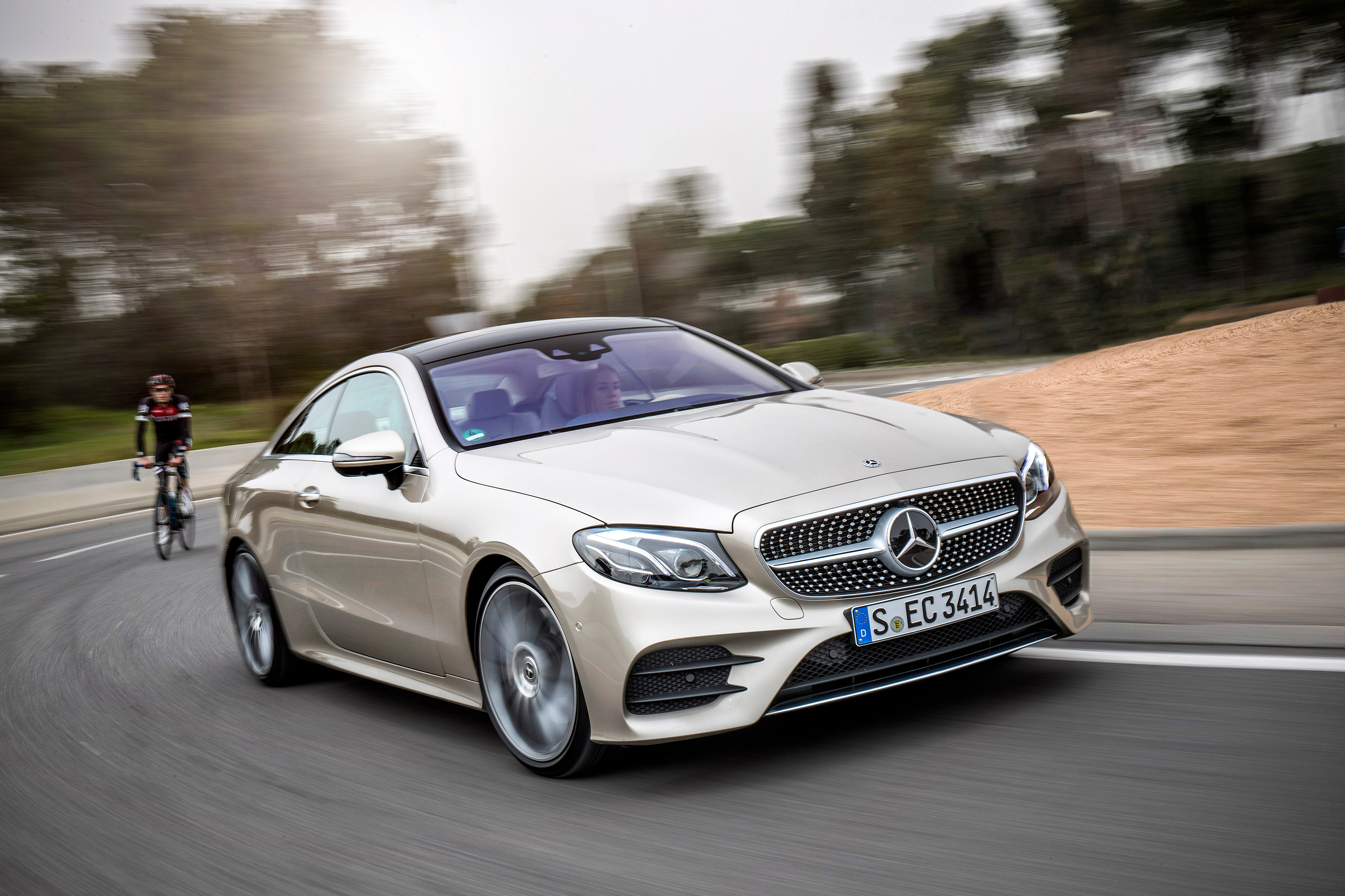 Mercedes E-Class Coupe (C238) reviews photo
