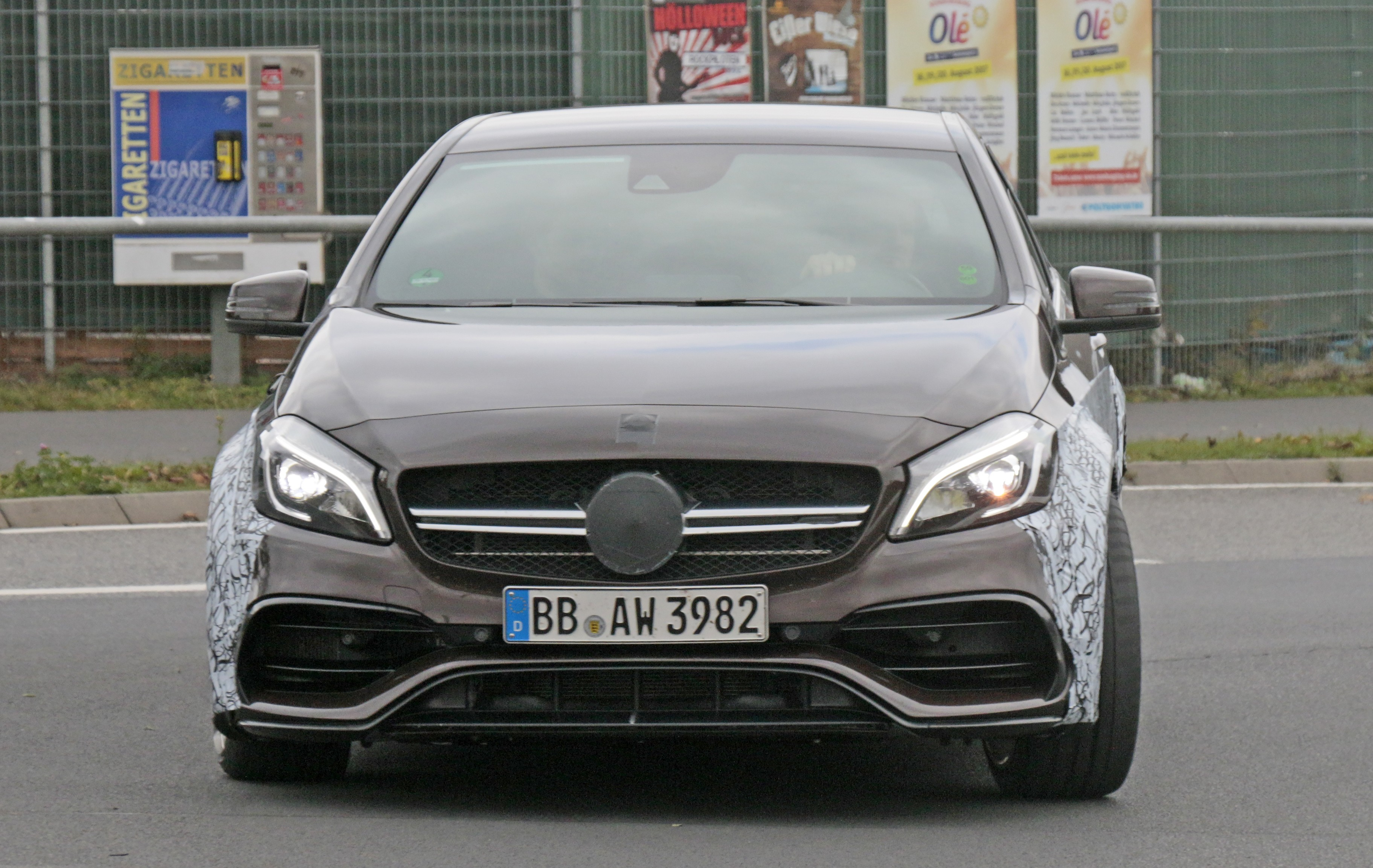 Mercedes E-Class T-Modell Plug-in Hybrid (S213) wagon restyling