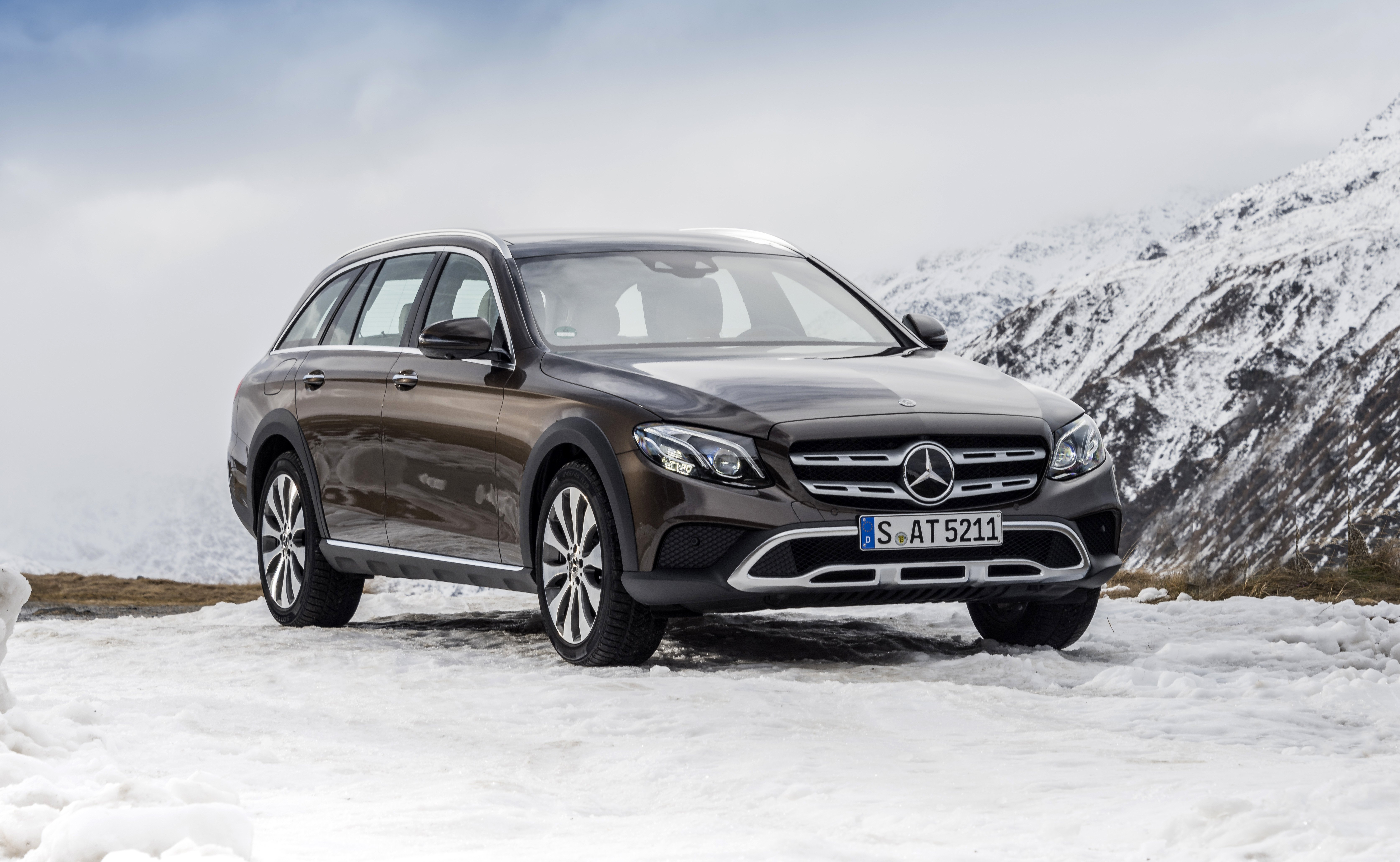 Mercedes E-Class T-Modell (S213) accessories restyling