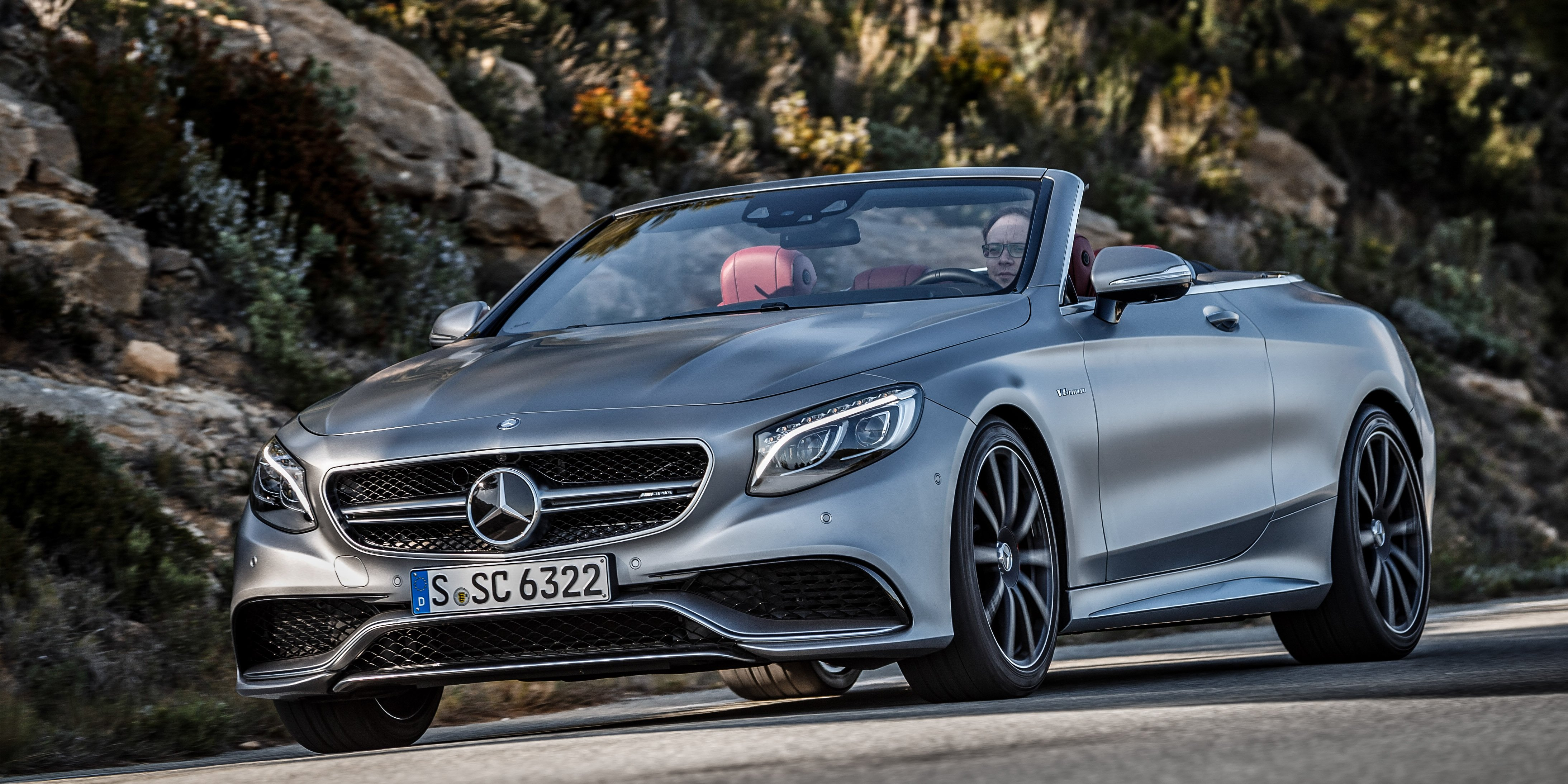 Mercedes S-Class Cabriolet (A217) mod specifications