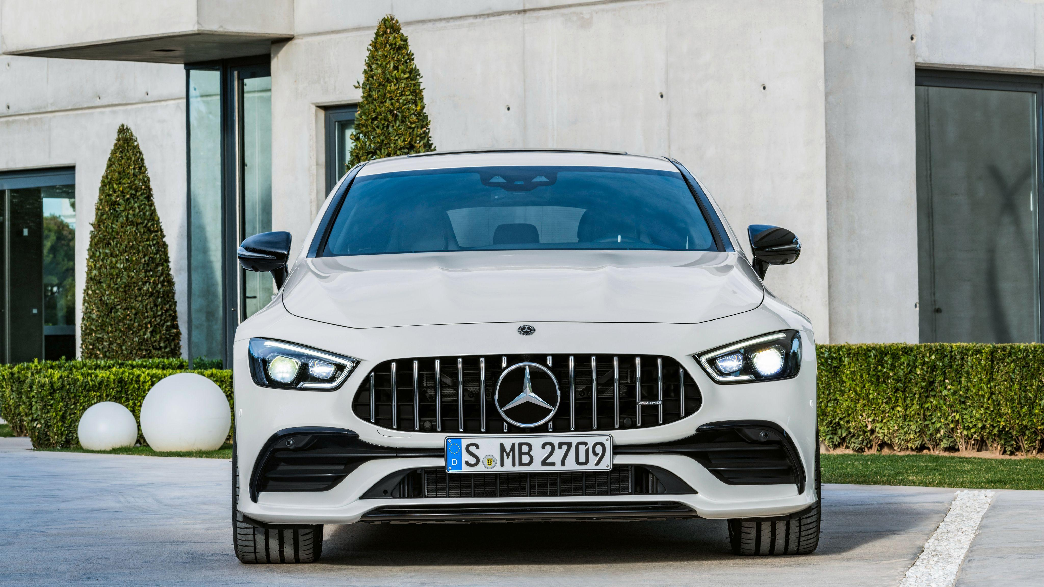 Mercedes AMG GT 4-Door Coupe (X290) accessories 2018