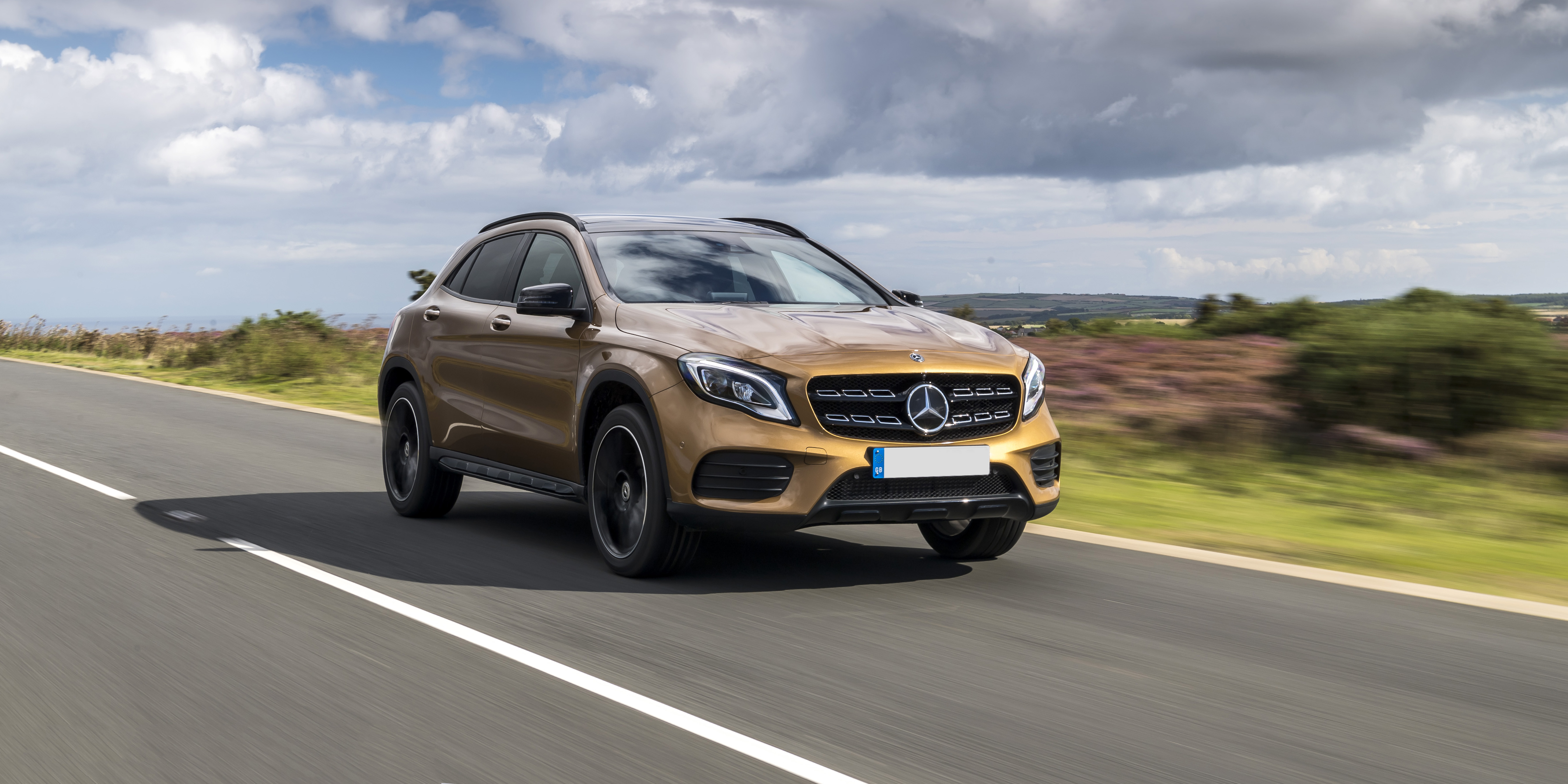 Mercedes GLA-Class (H247) modern specifications