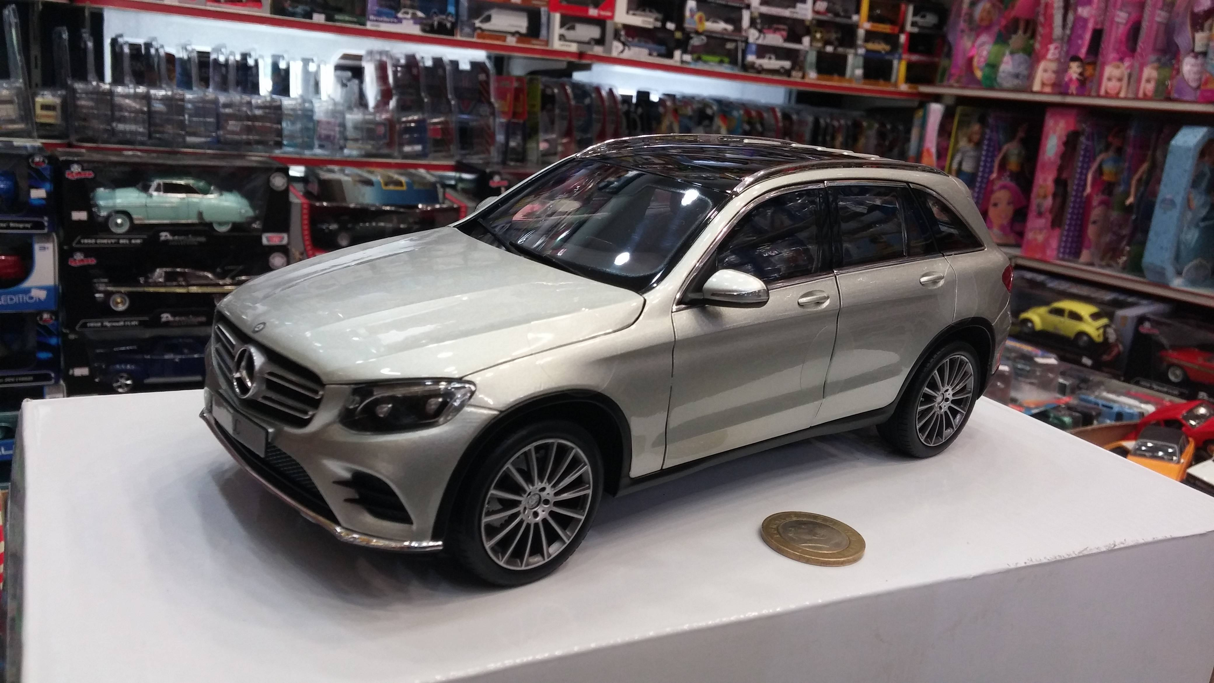 Mercedes GLC-Class (X253) suv photo
