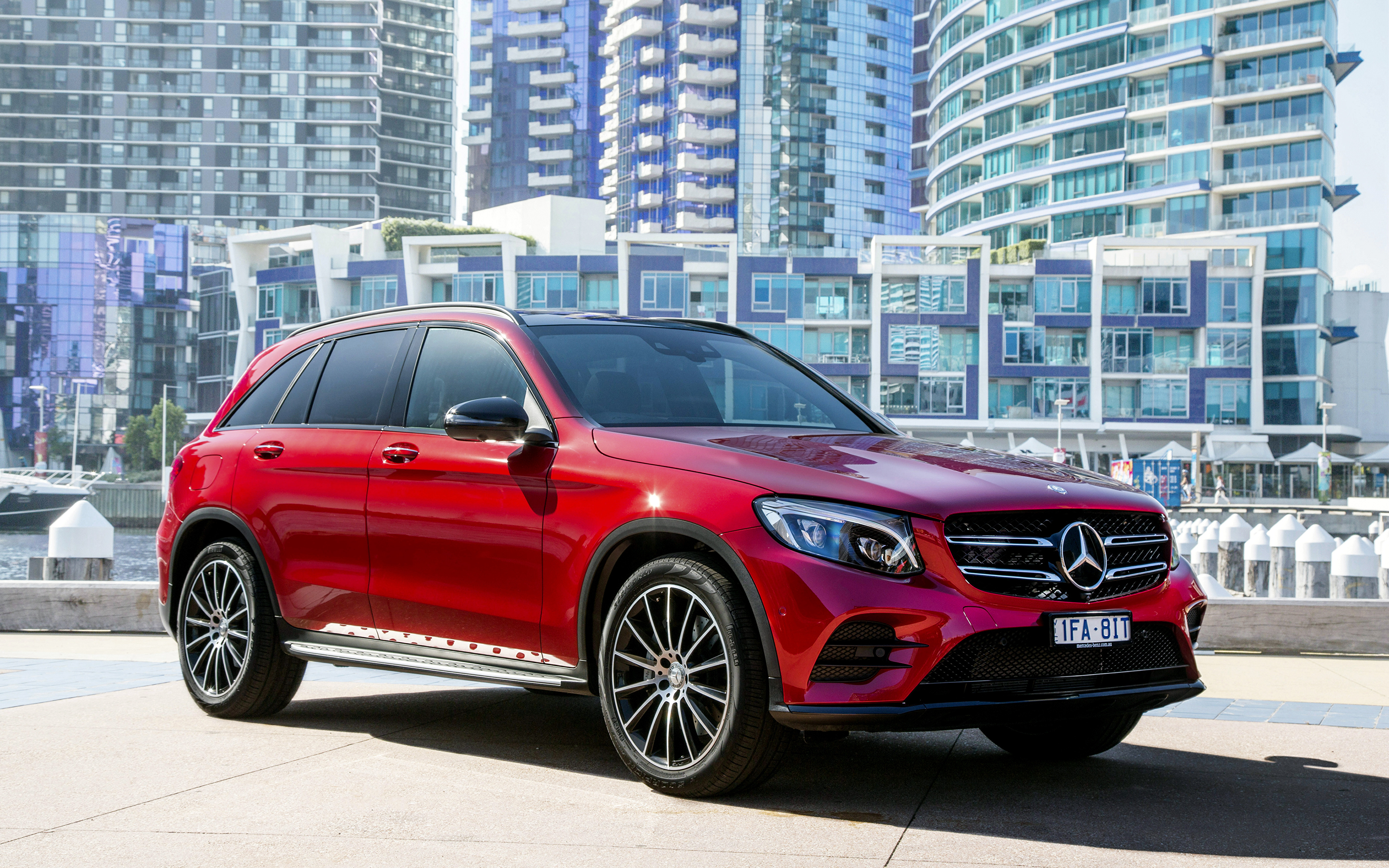 Mercedes GLC-Class (X253) reviews big