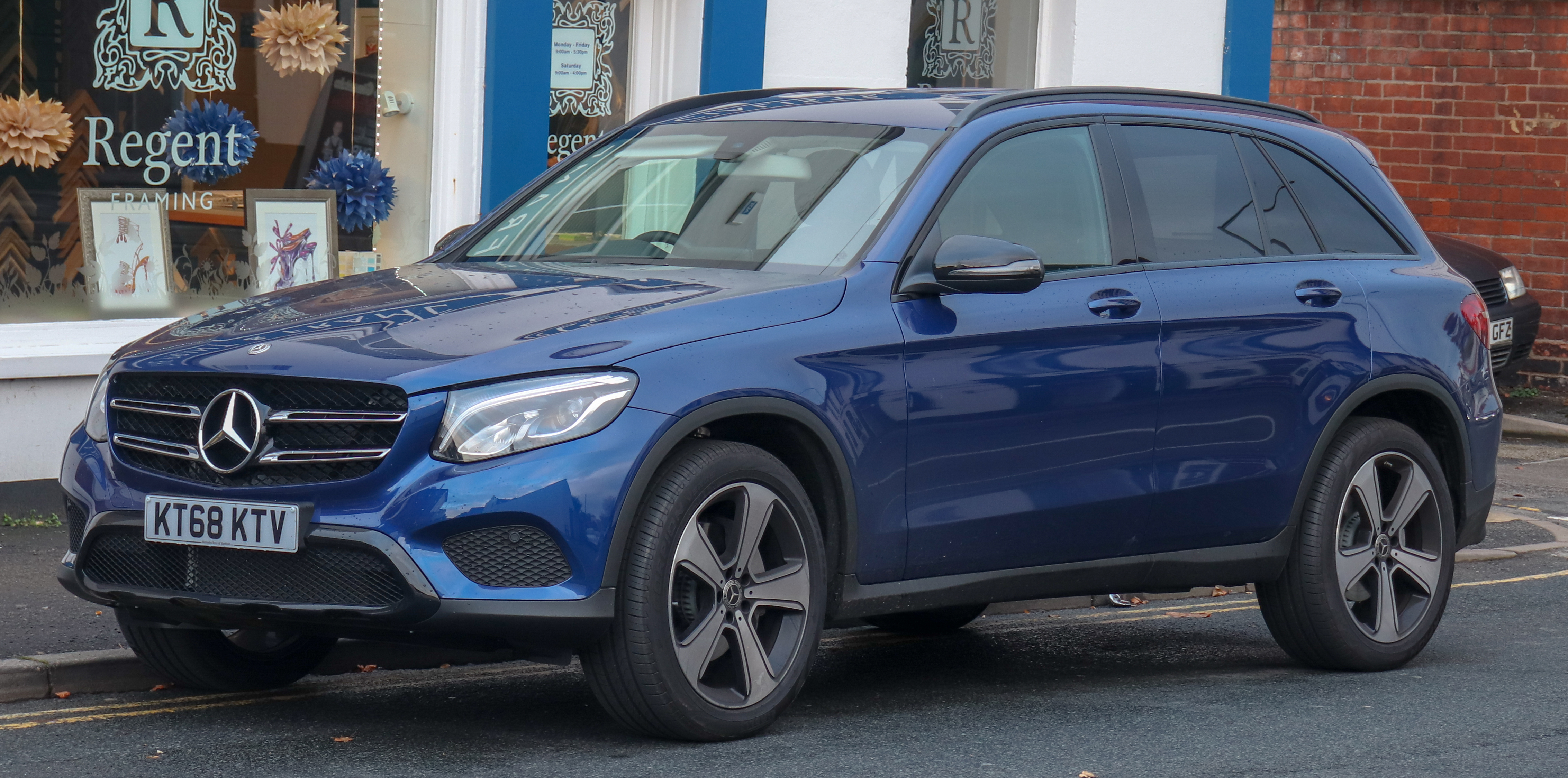 Mercedes GLC-Class (X253) best specifications