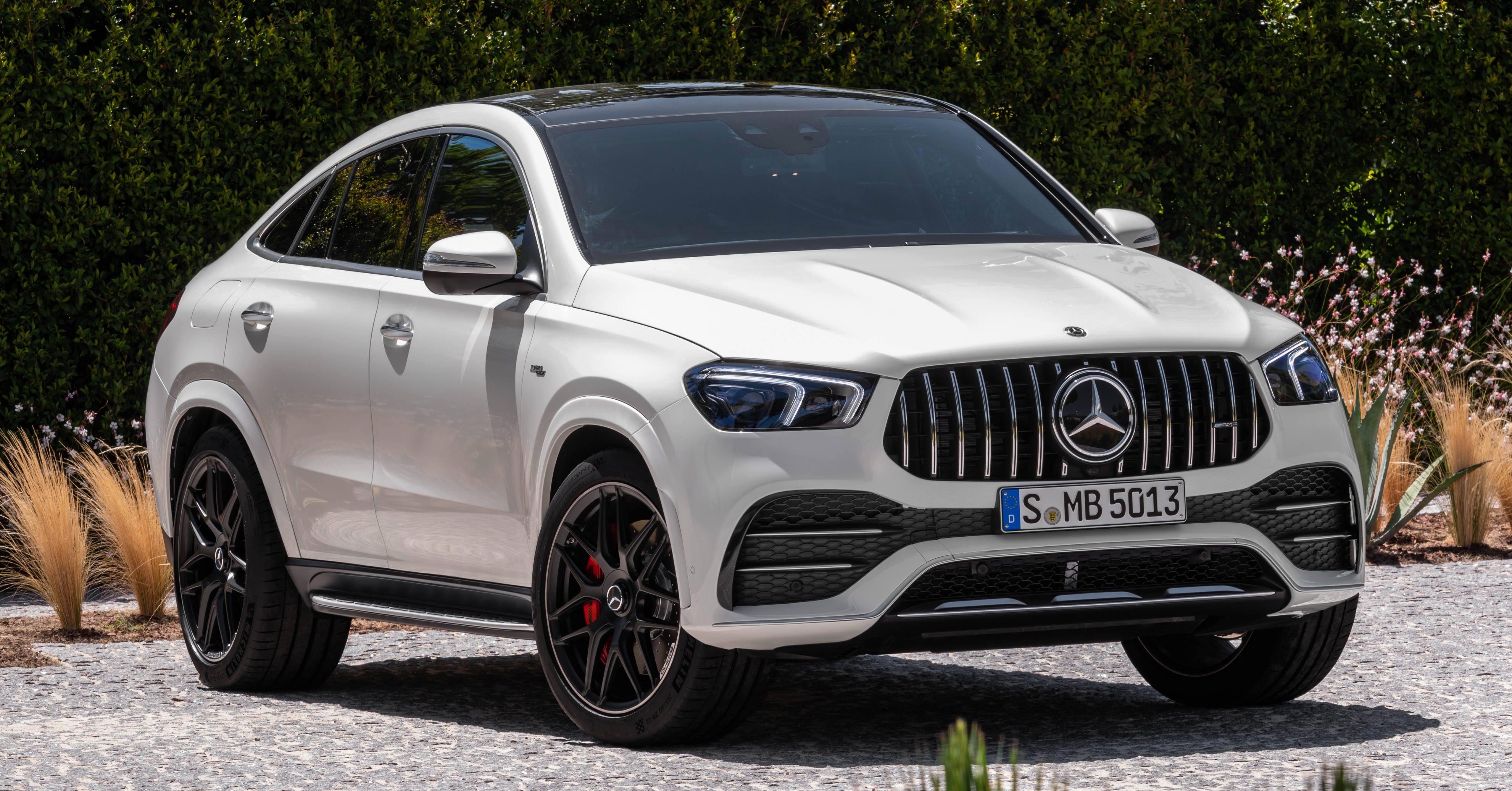 Mercedes GLE-Class Coupe (C167) suv photo