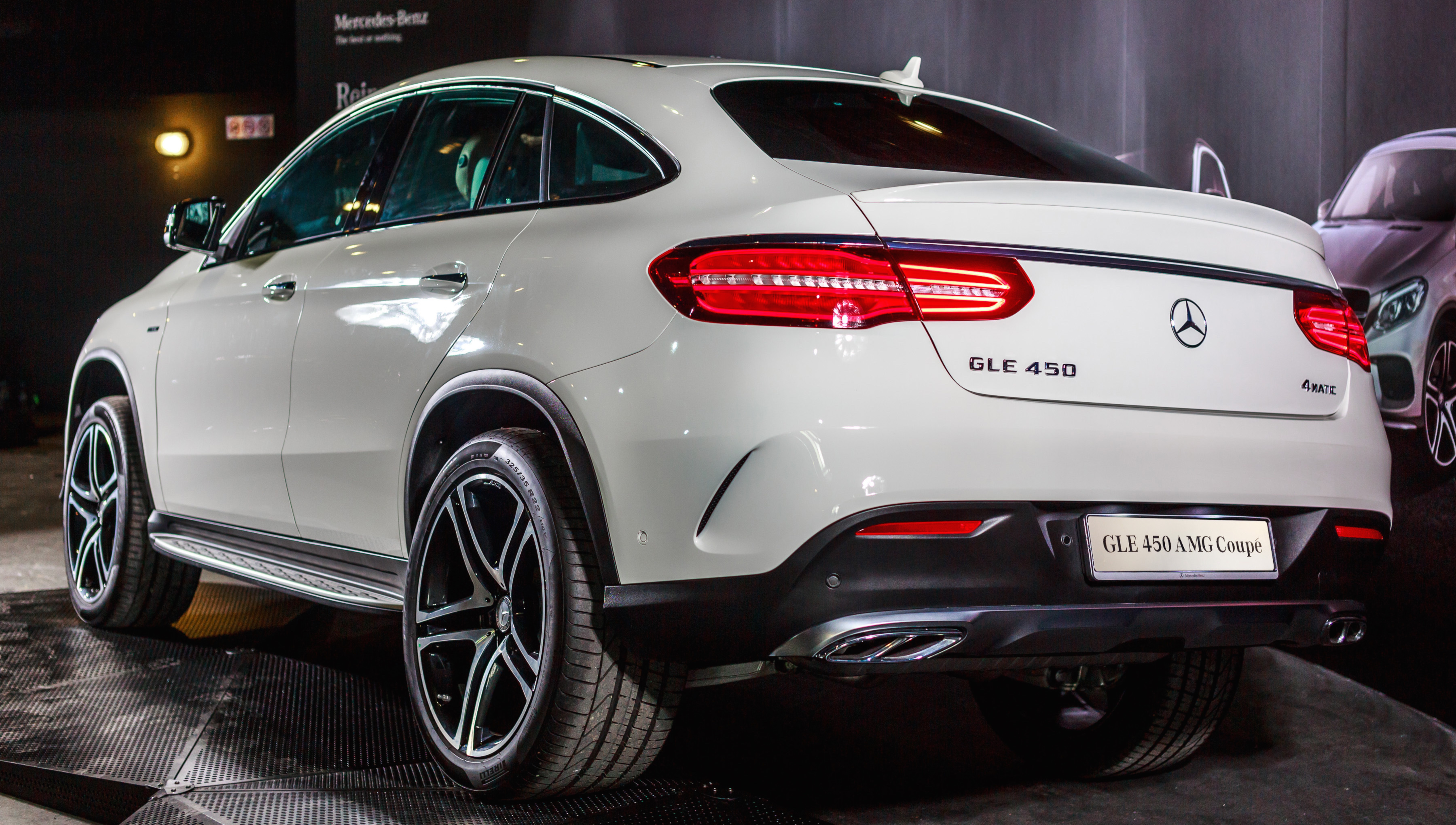 Mercedes GLE-Class Coupe (C167) reviews 2019