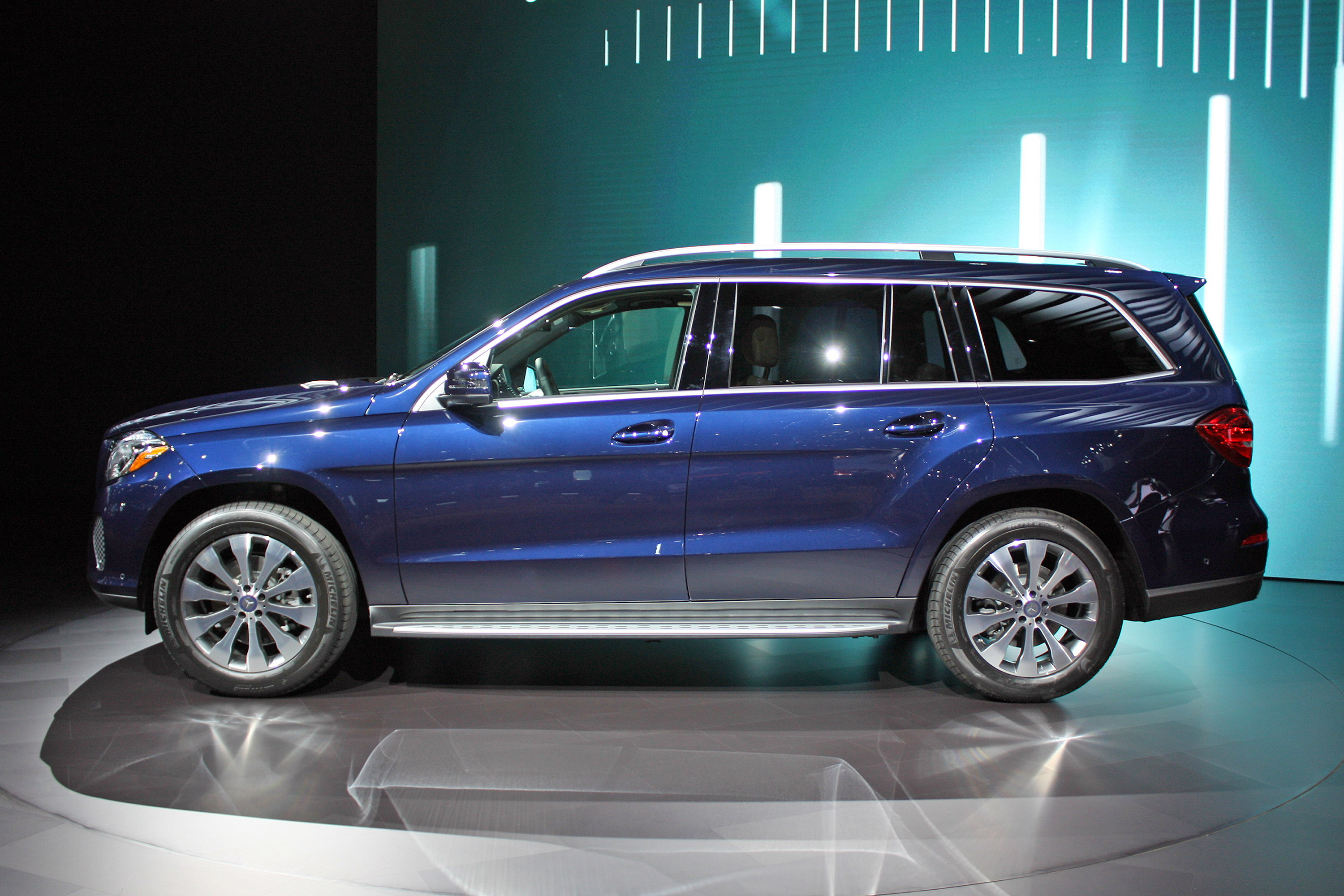 Mercedes GLS-Class (X167) reviews specifications