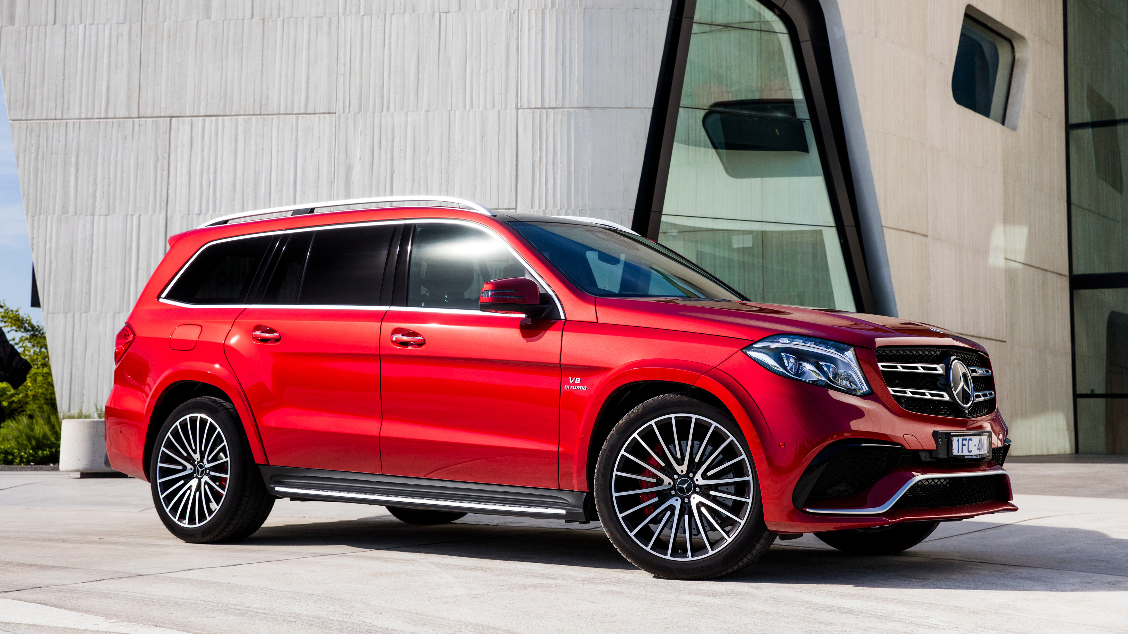 Mercedes GLS-Class (X167) accessories restyling