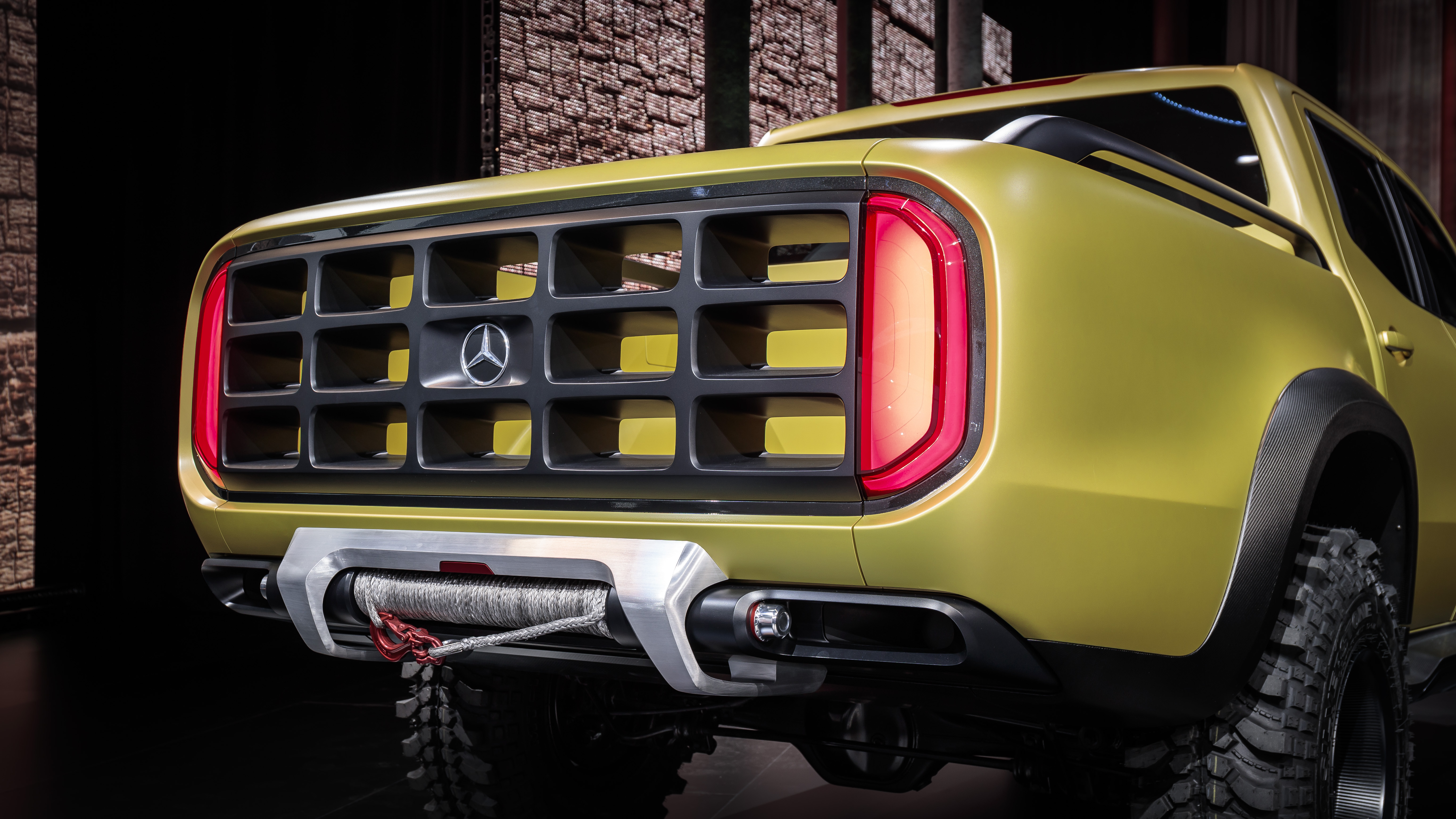 Mercedes X-Class (W470) modern photo