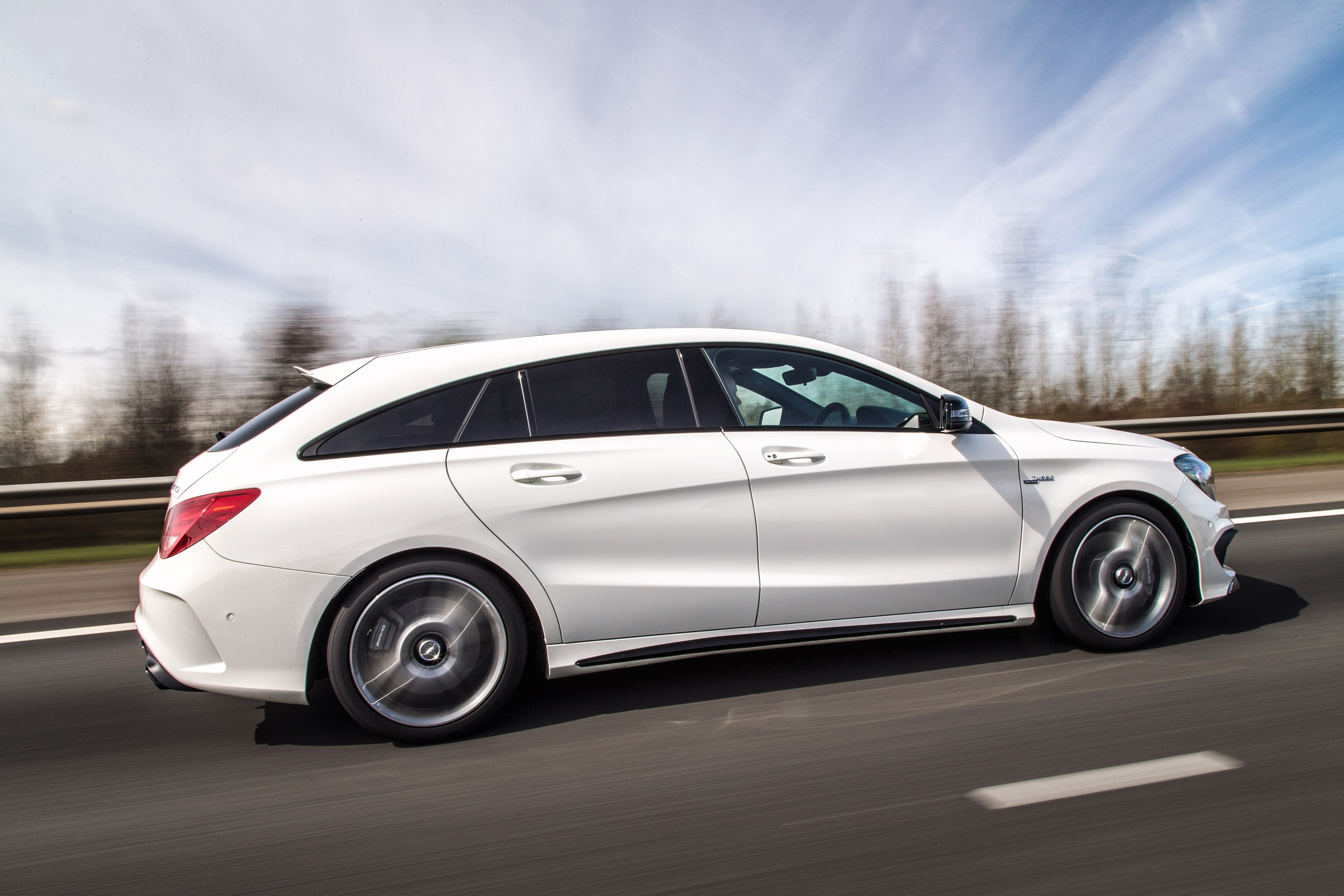 Mercedes CLA Shooting Brake (X117) modern 2016