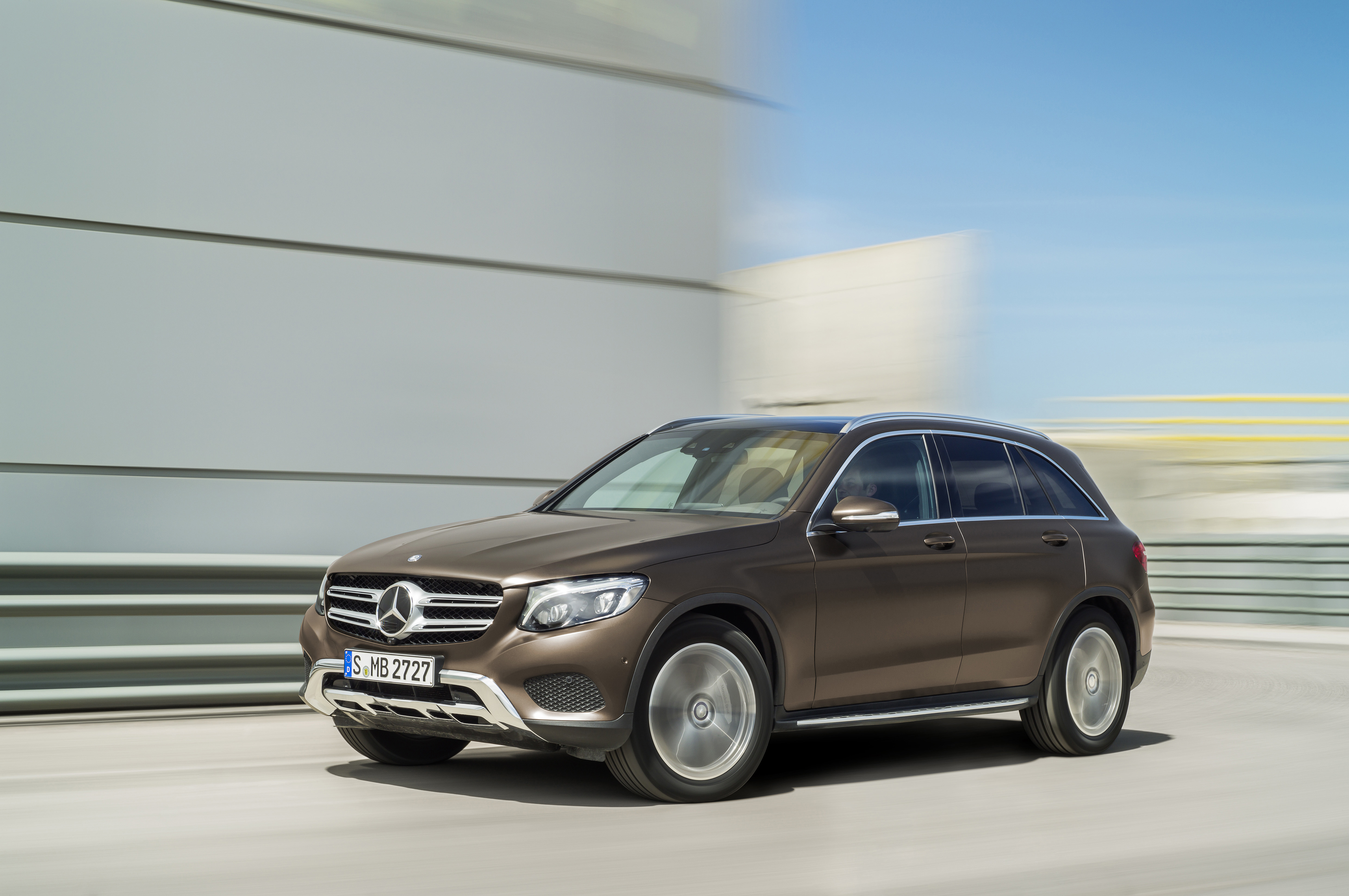 Mercedes GLC-Class Coupe (X253) exterior model