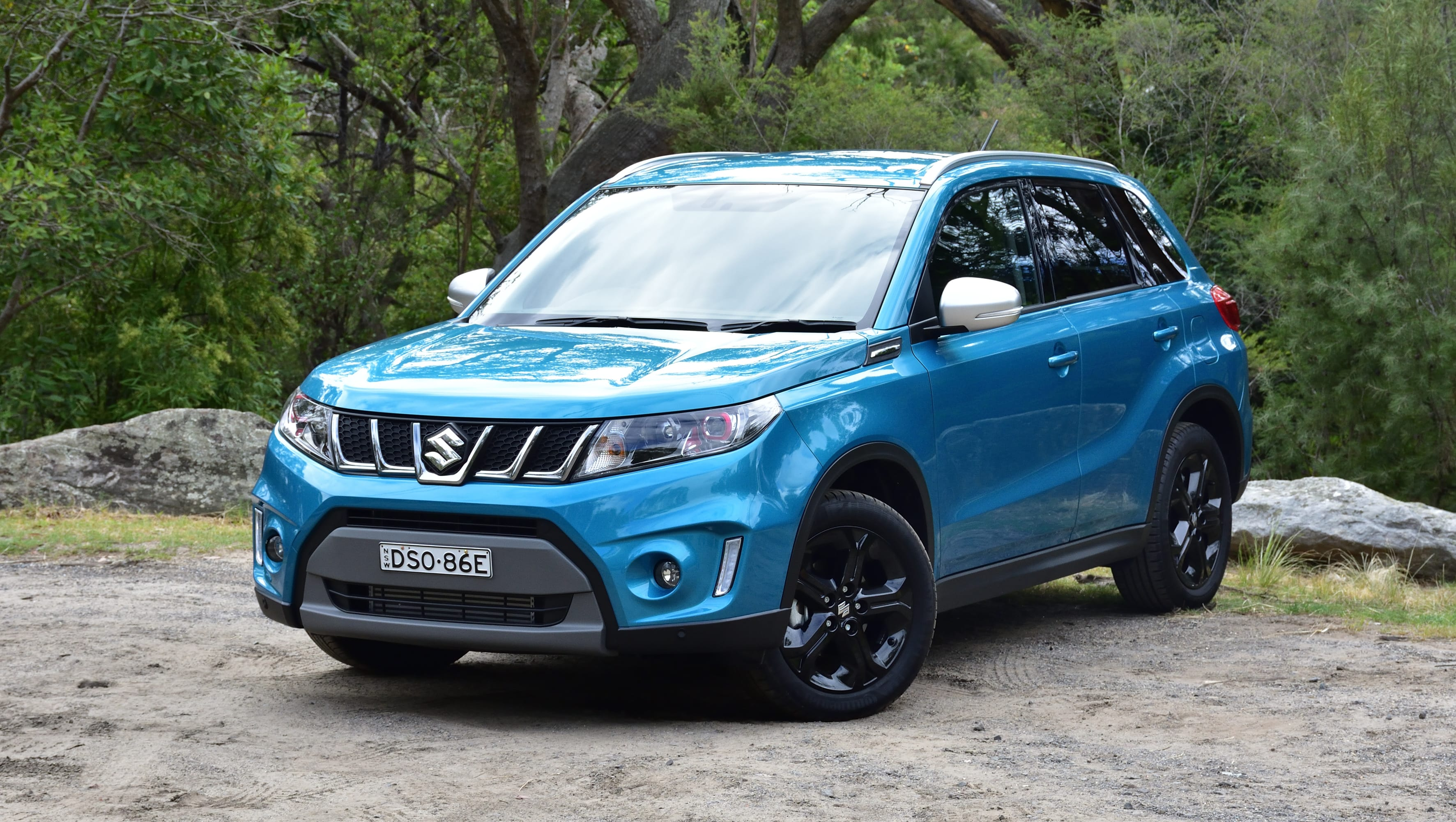 Suzuki Vitara reviews restyling