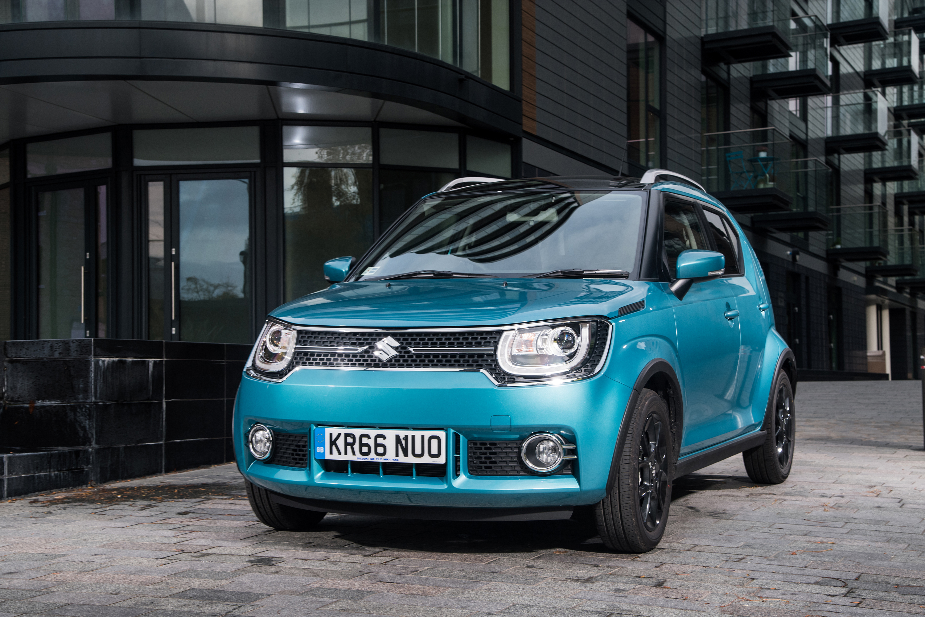 Suzuki Ignis accessories big
