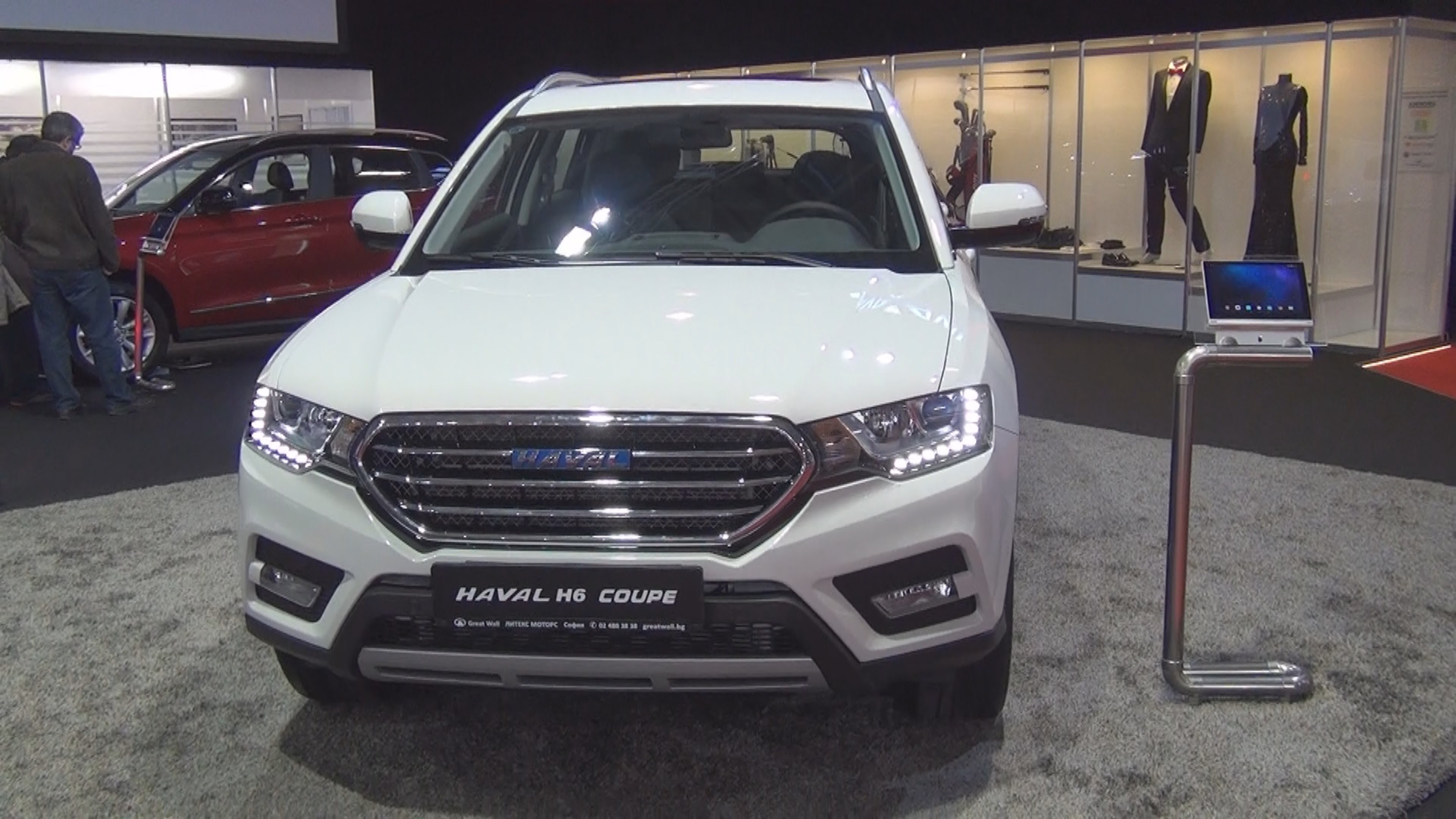 Haval H5 suv restyling