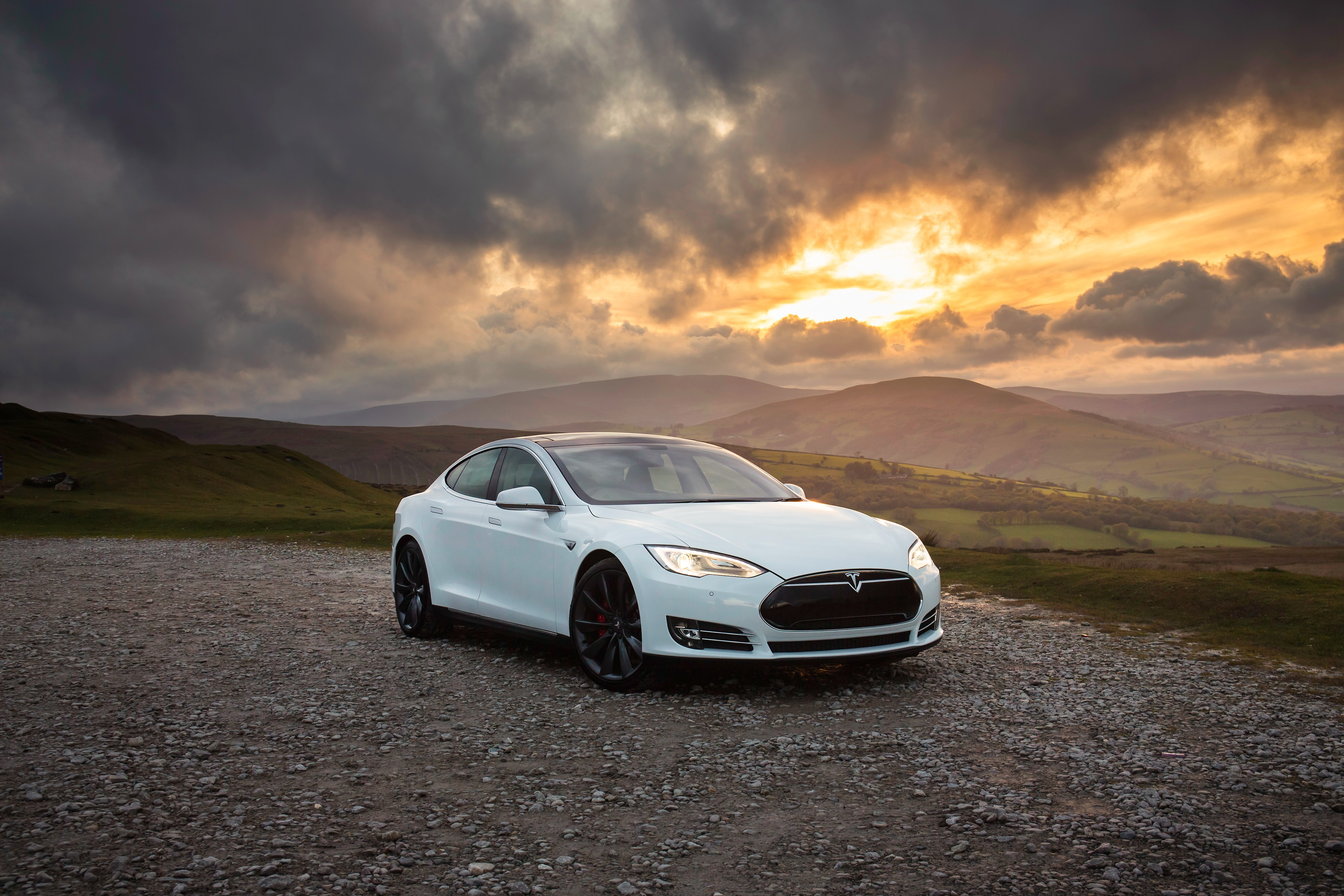 Tesla Model S best big