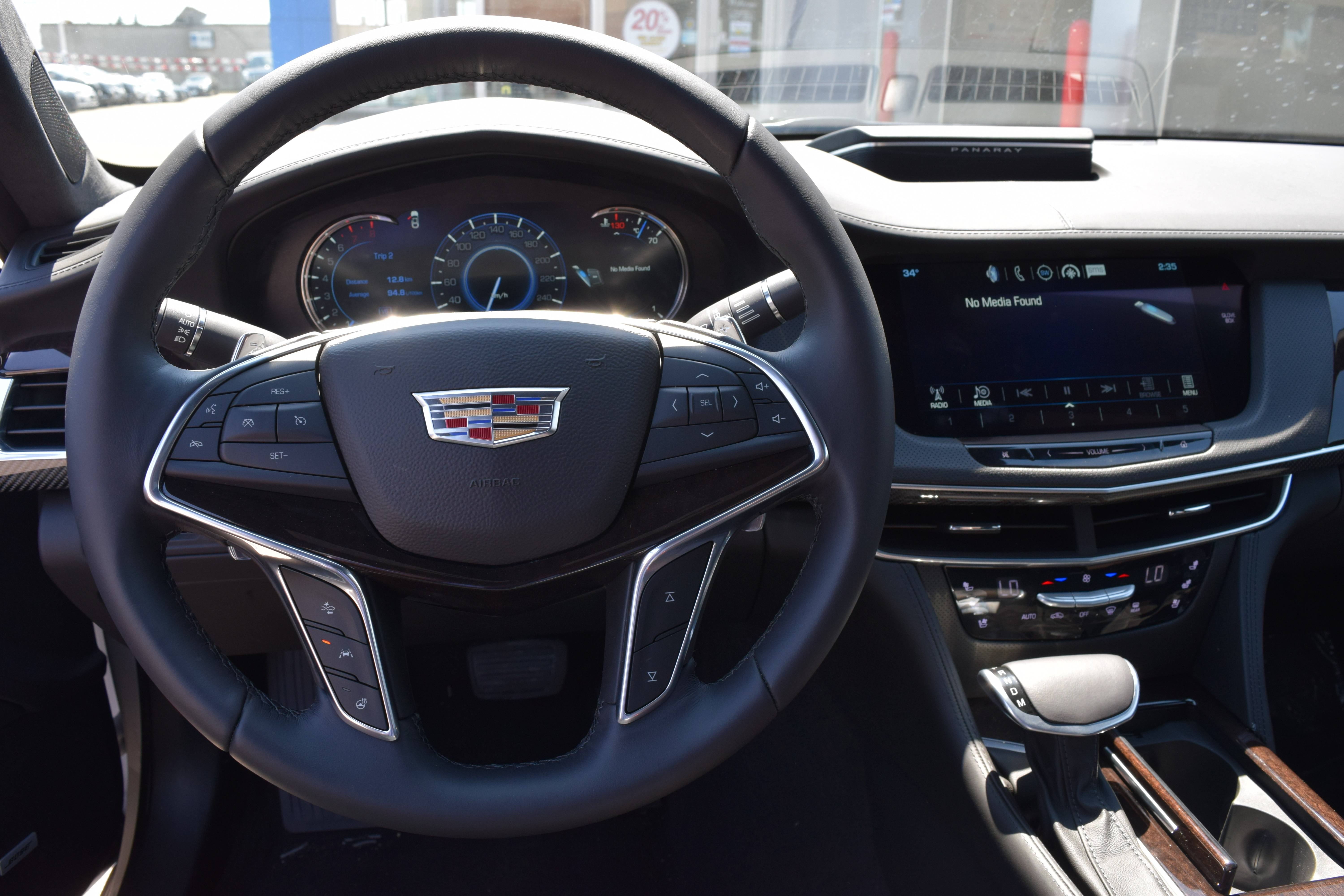 Cadillac CT6 4k big