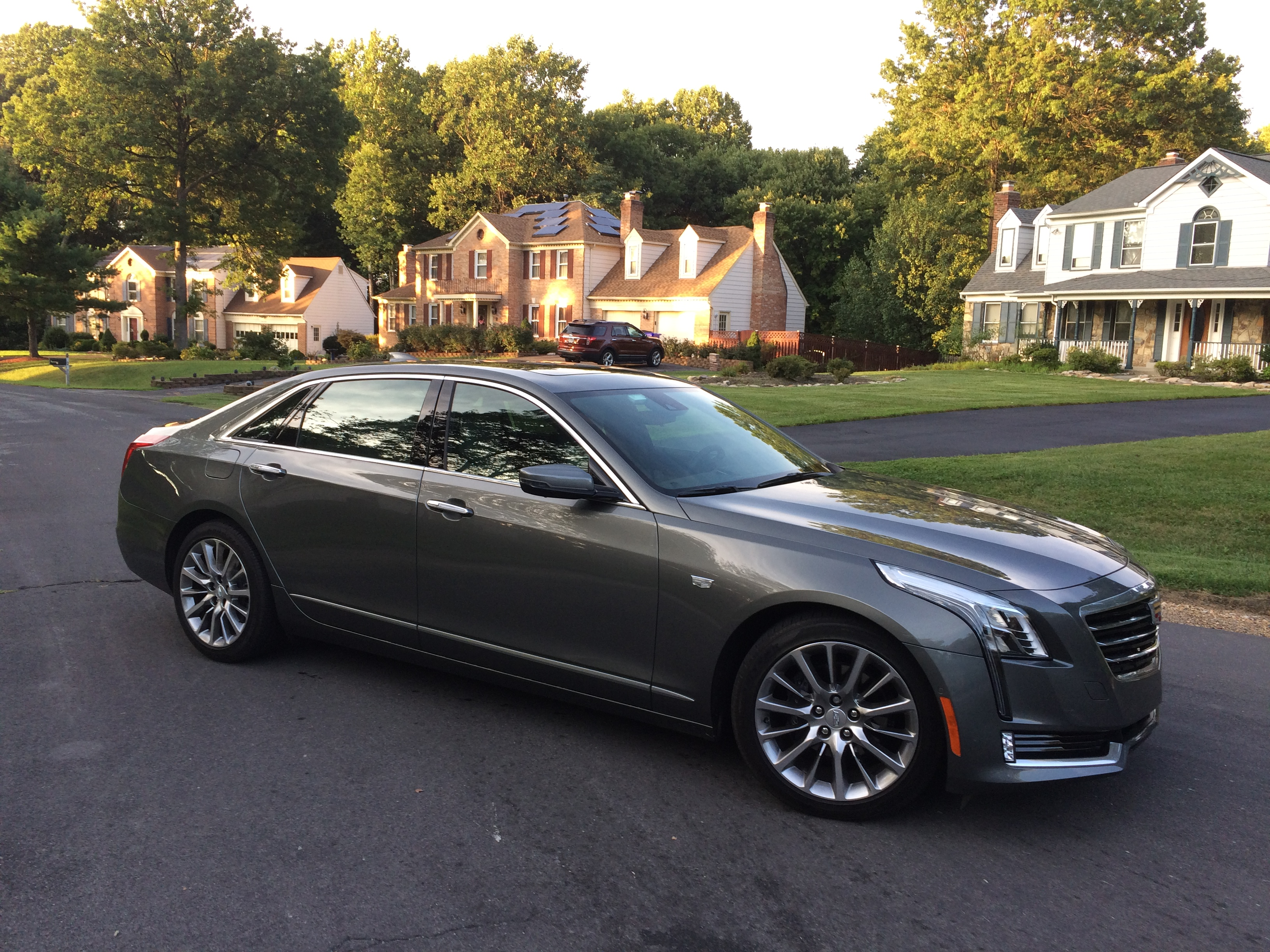 Cadillac CT6 best specifications