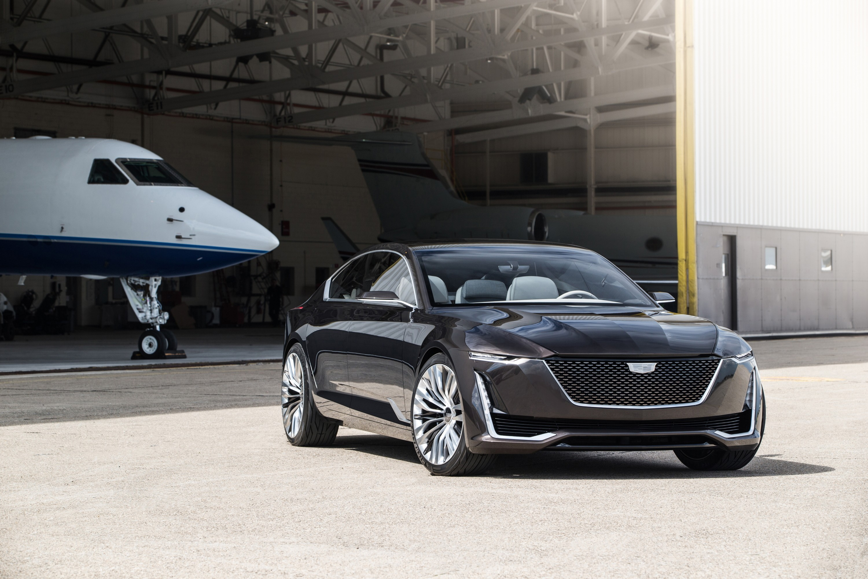 Cadillac CT5 accessories restyling