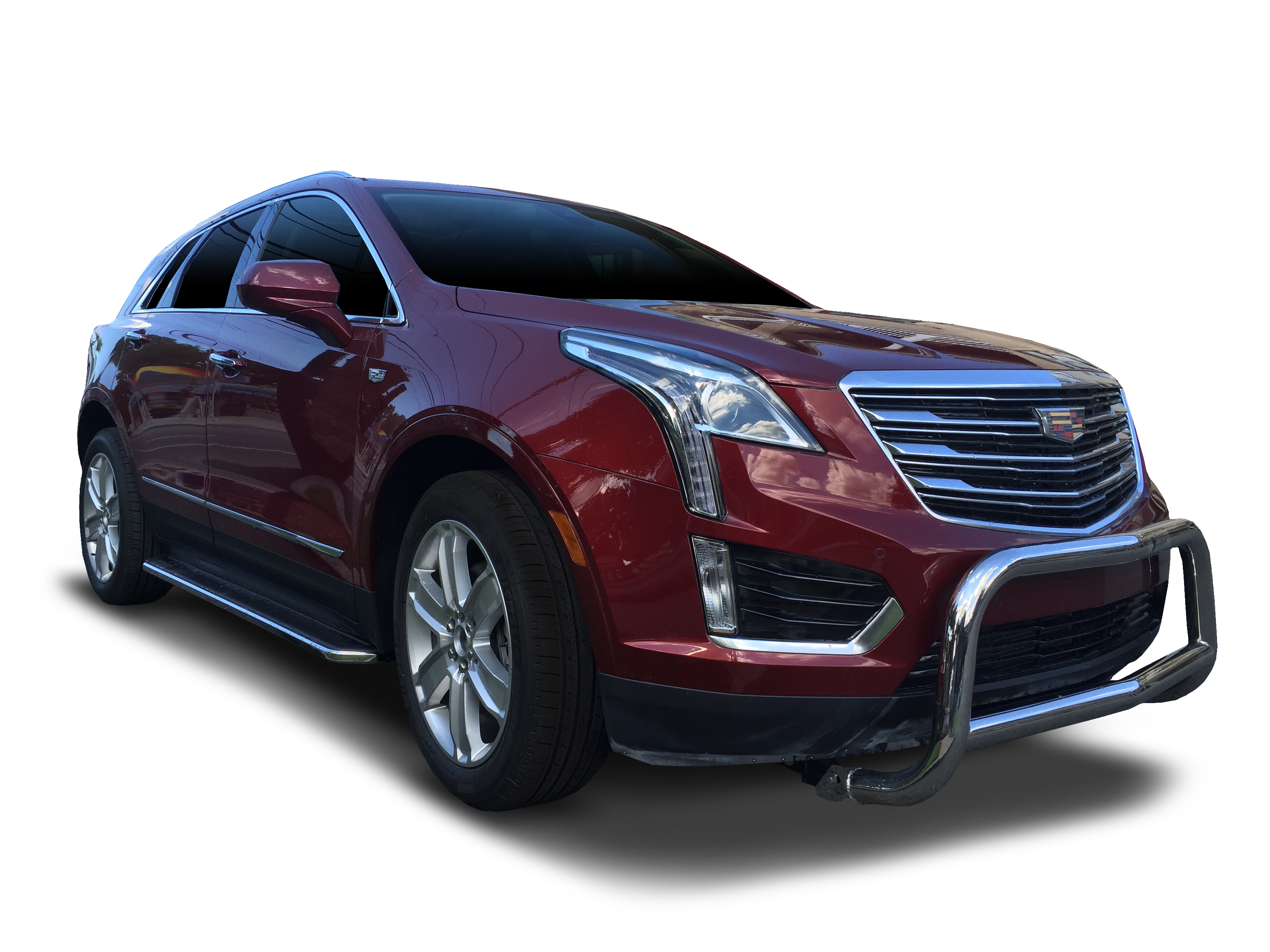 Cadillac XT5 accessories specifications