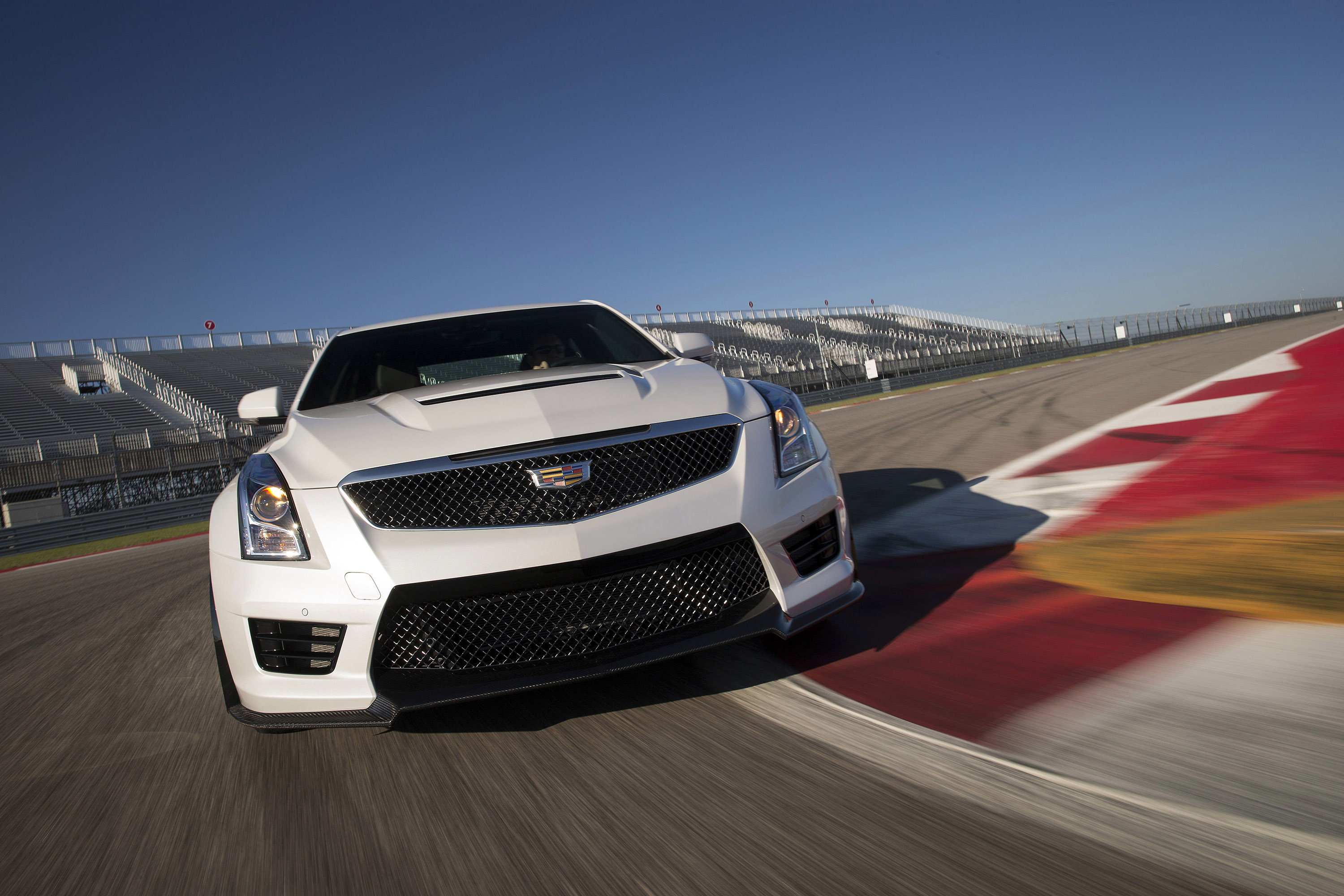 Cadillac ATS-V Coupe best specifications