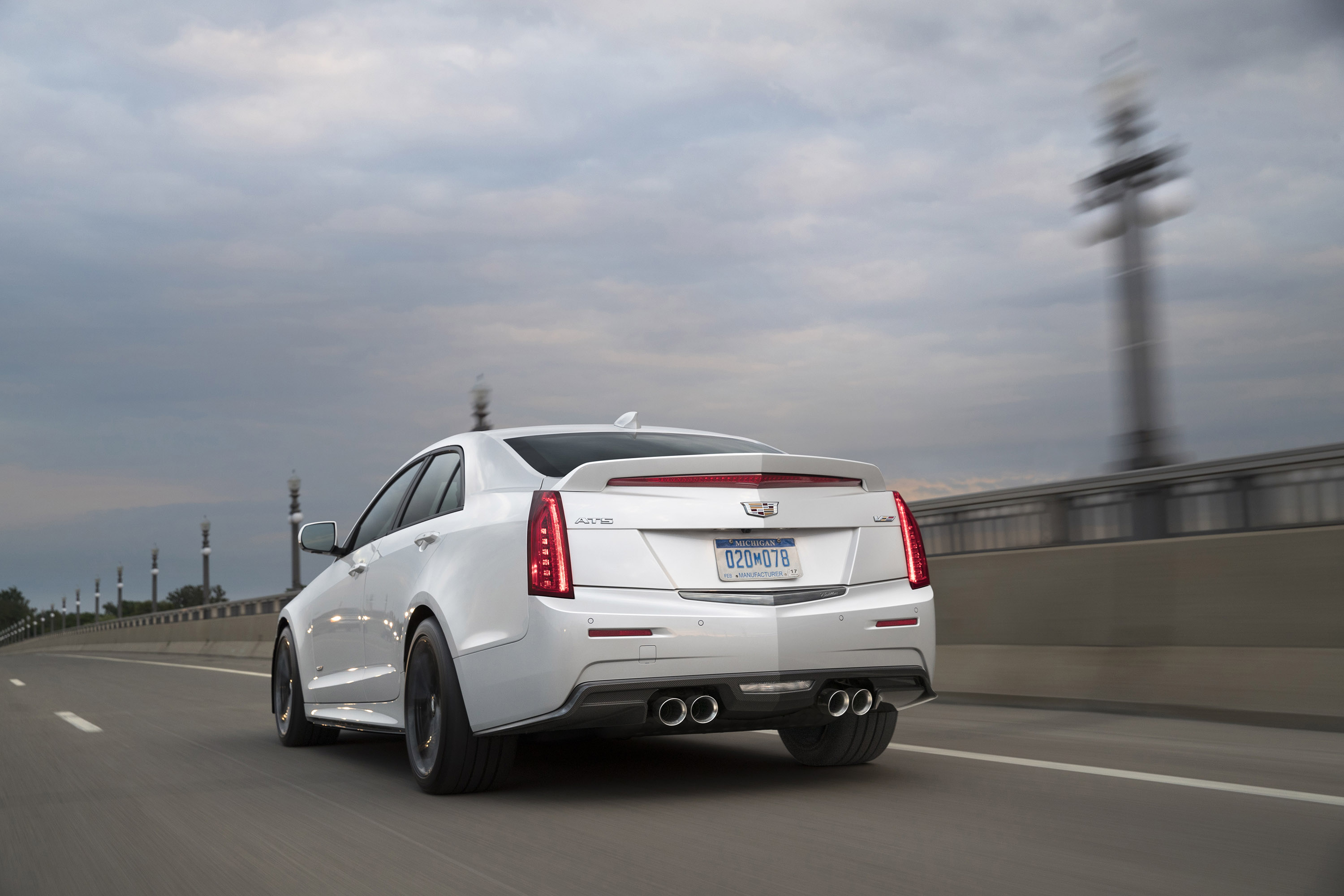 Cadillac ATS-V Coupe best model