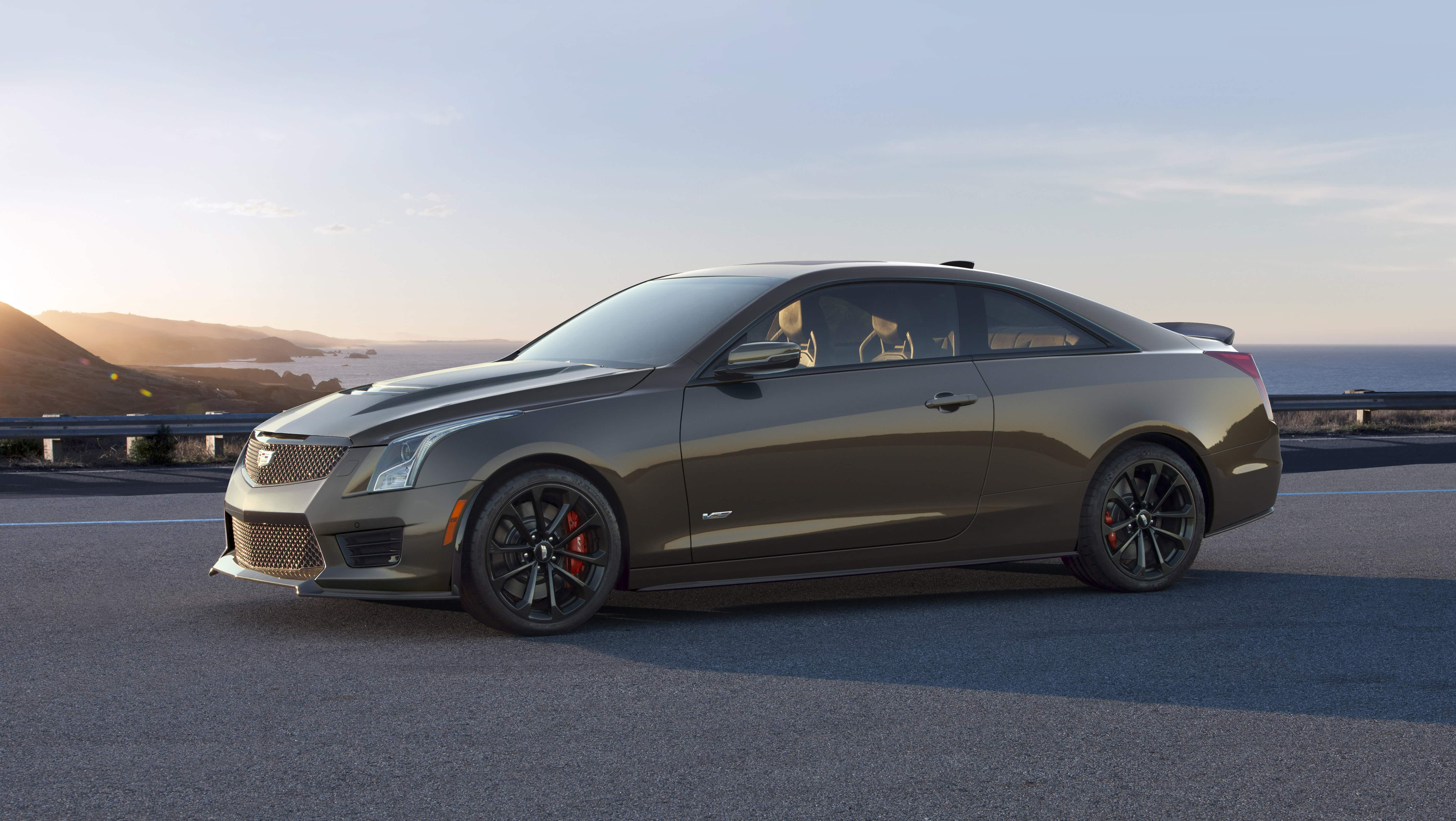 Cadillac ATS-V Coupe hd specifications