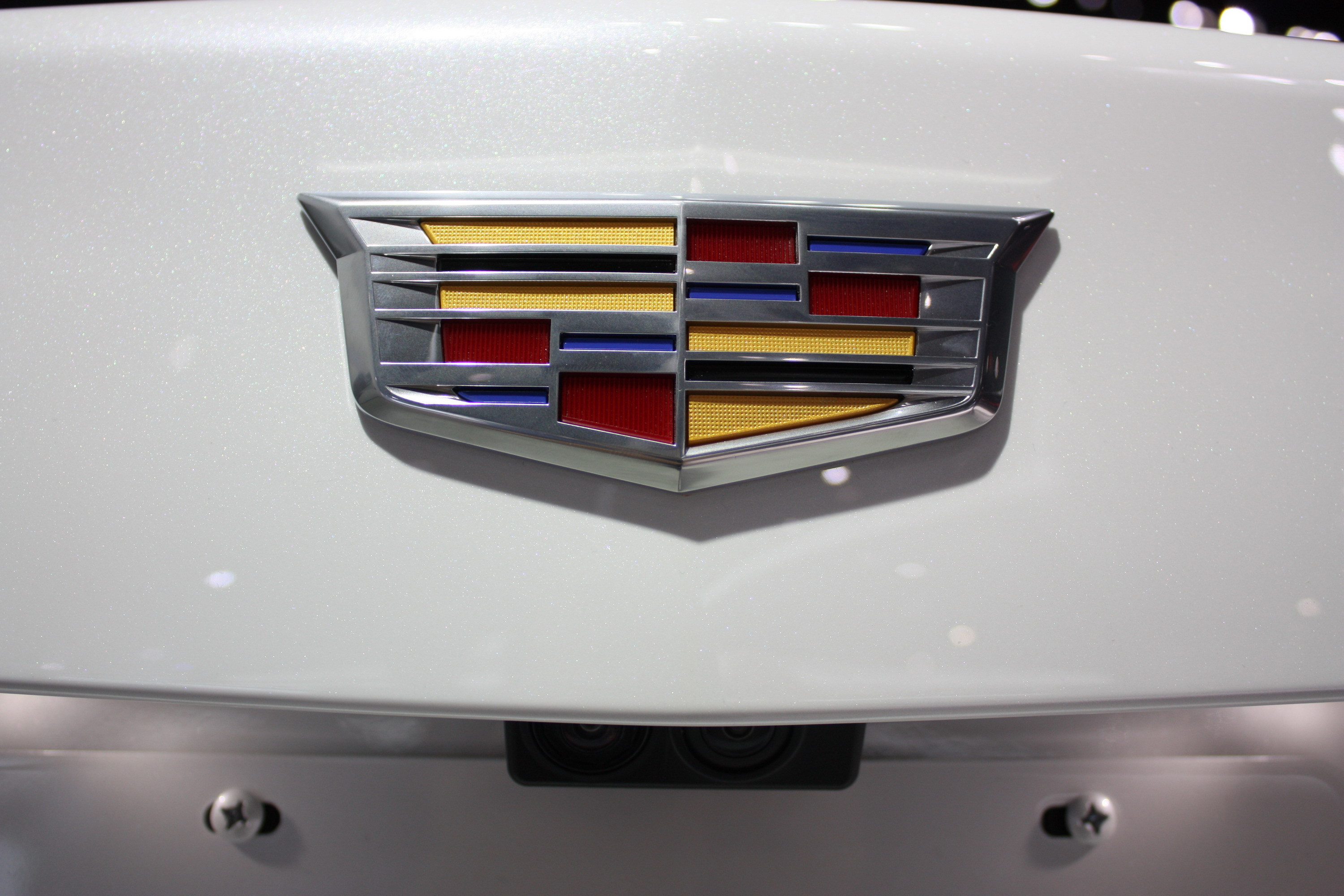 Cadillac CT6 Plug-In accessories model