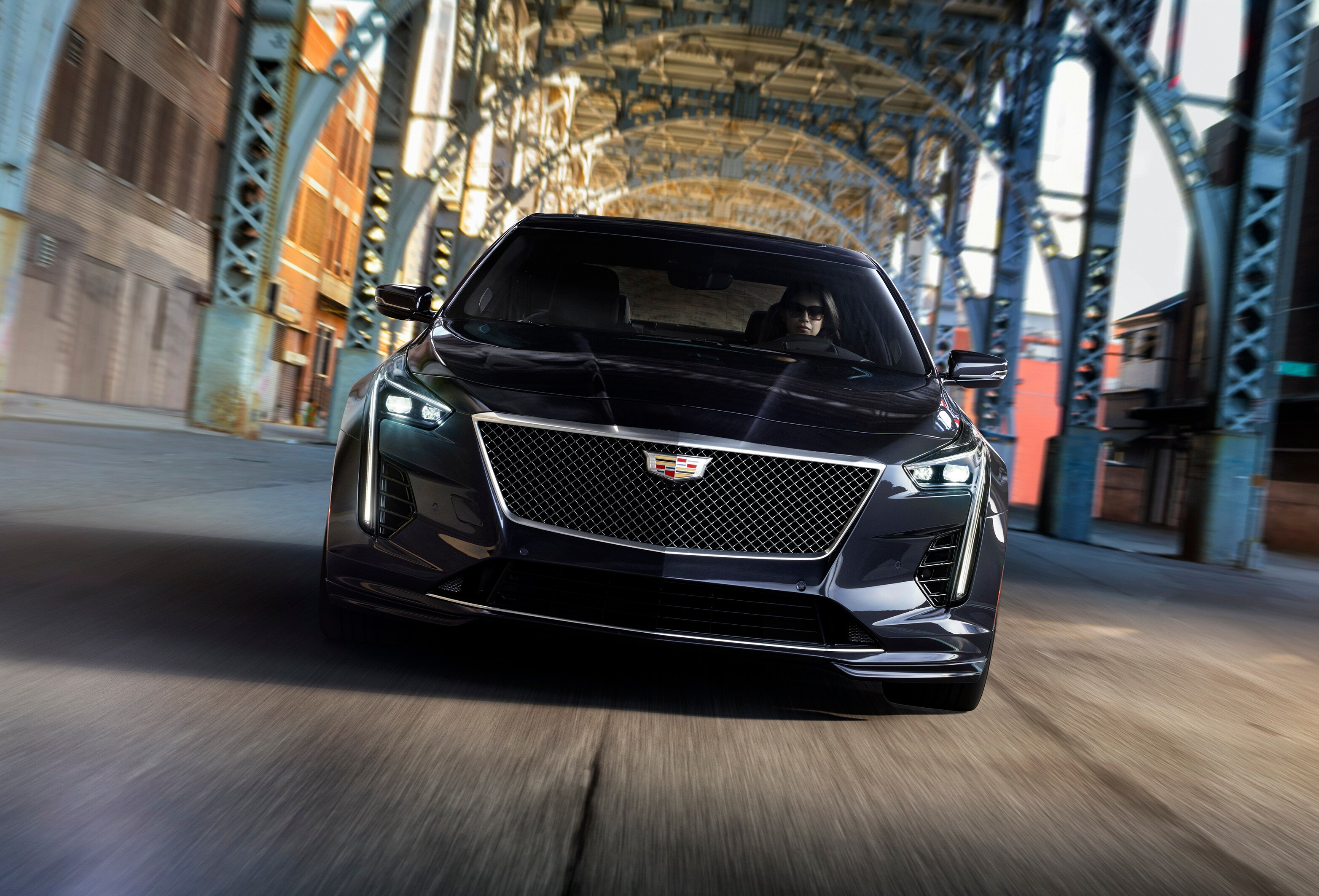 Cadillac CT6 Plug-In modern big