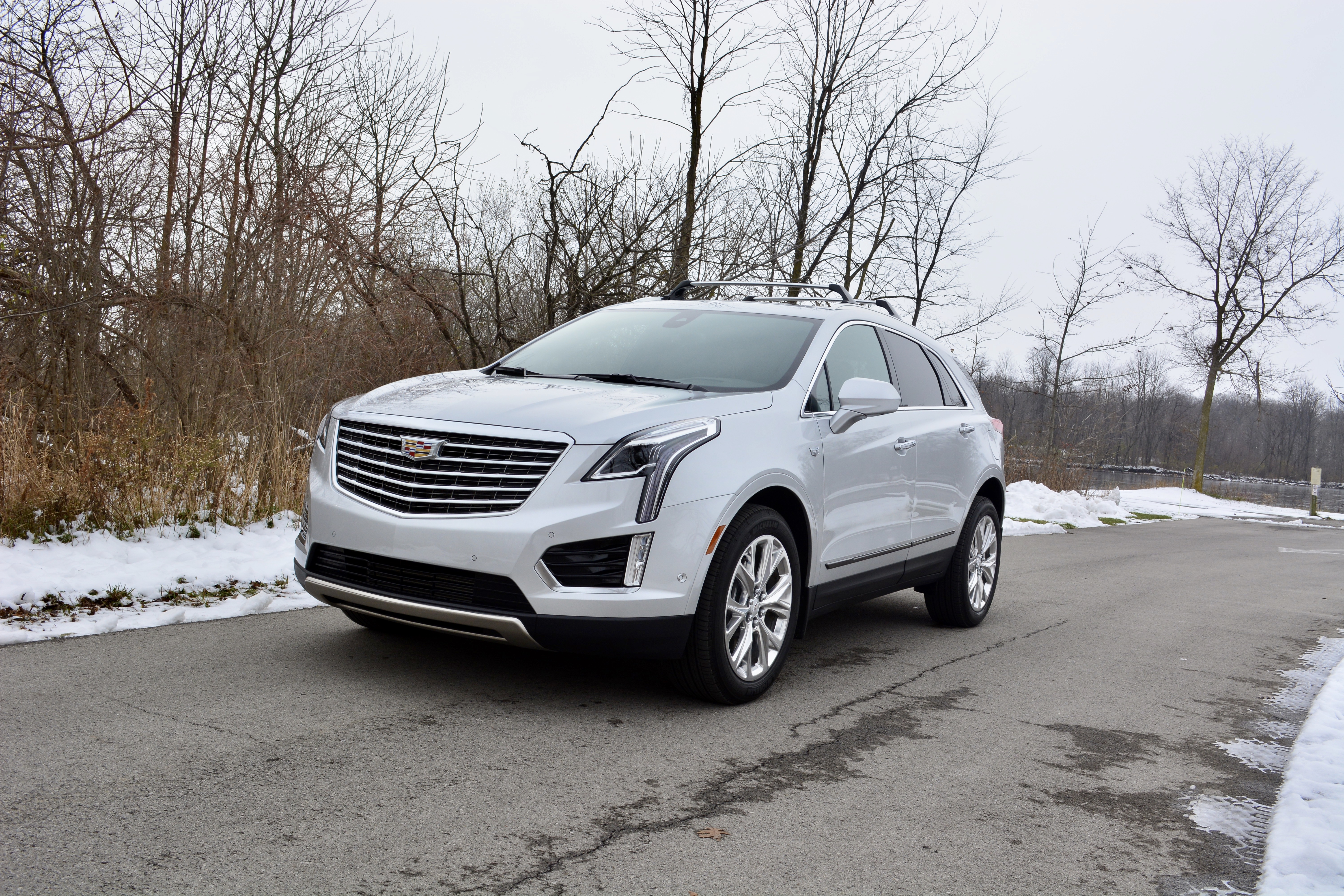 Cadillac XT5 mod specifications