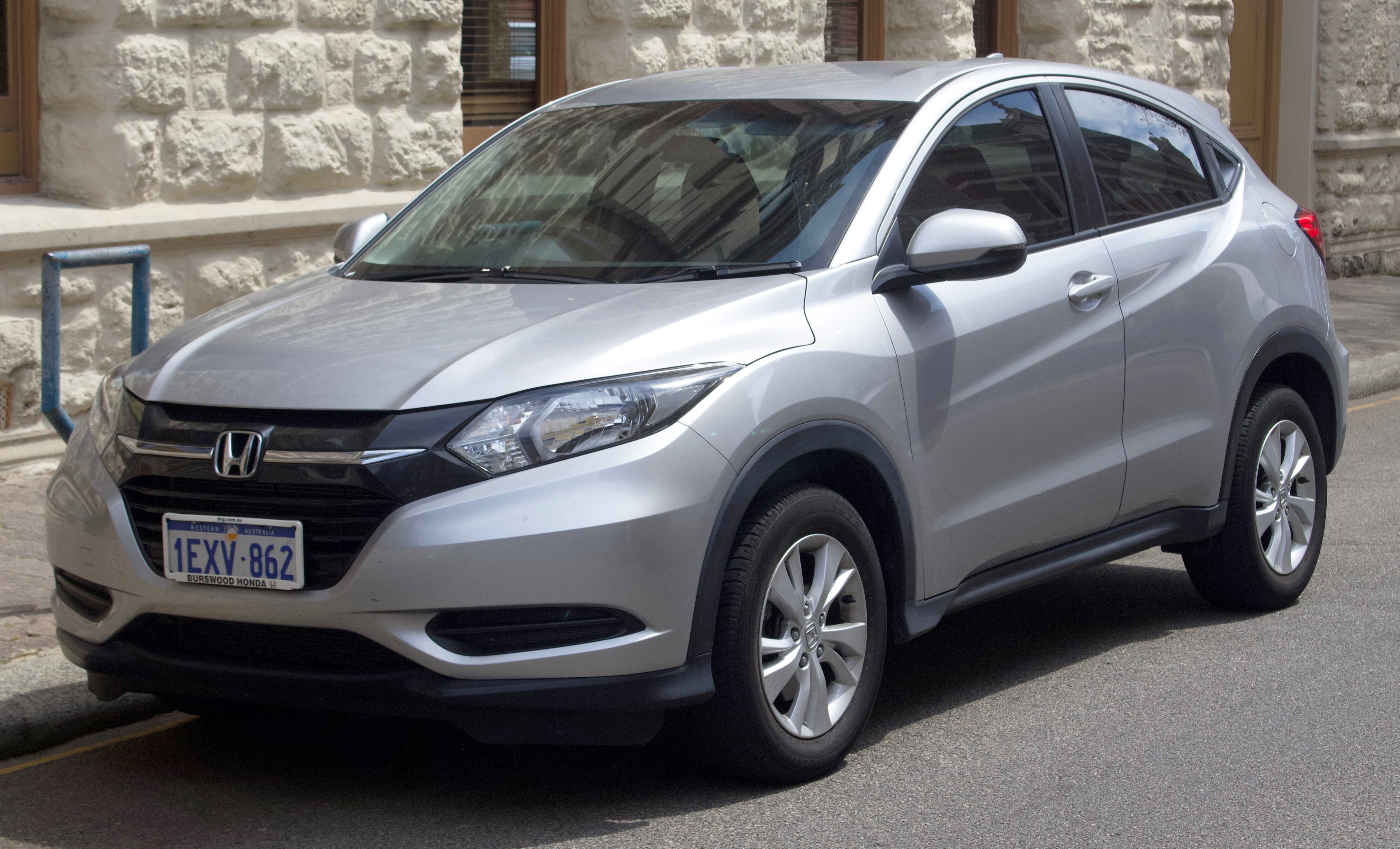 Honda HR-V hd big