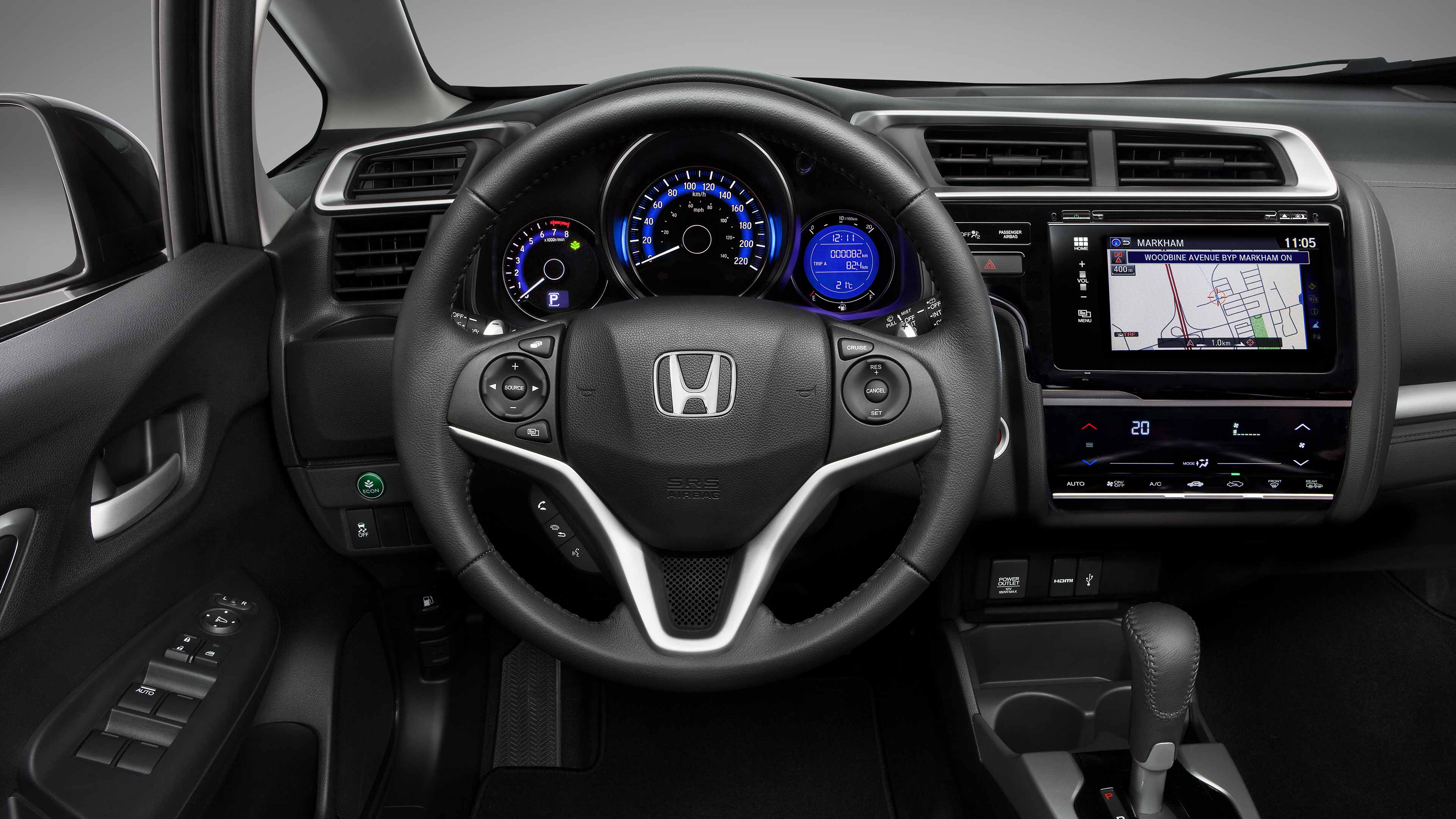 Honda Jazz 4k specifications