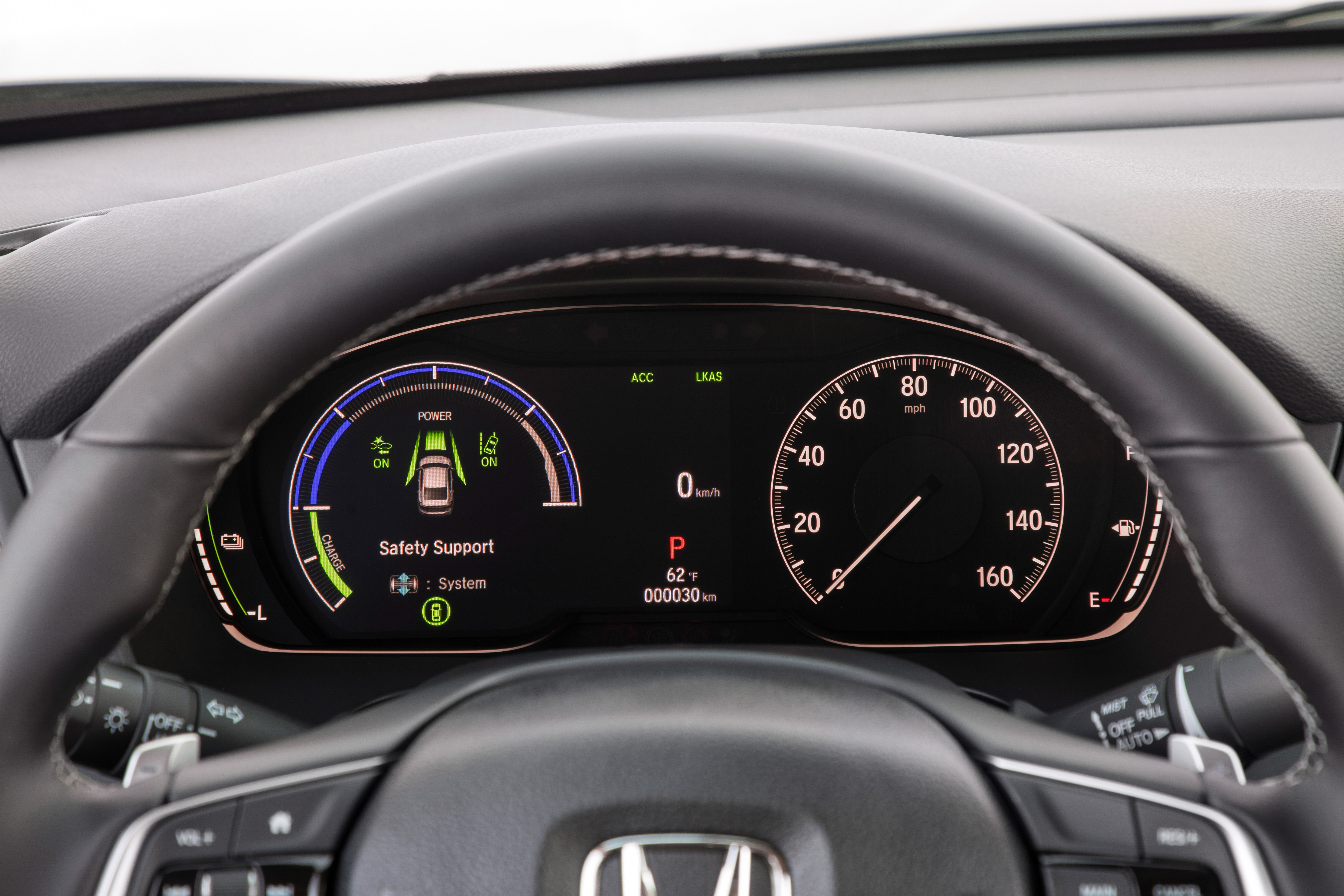 Honda Insight interior restyling