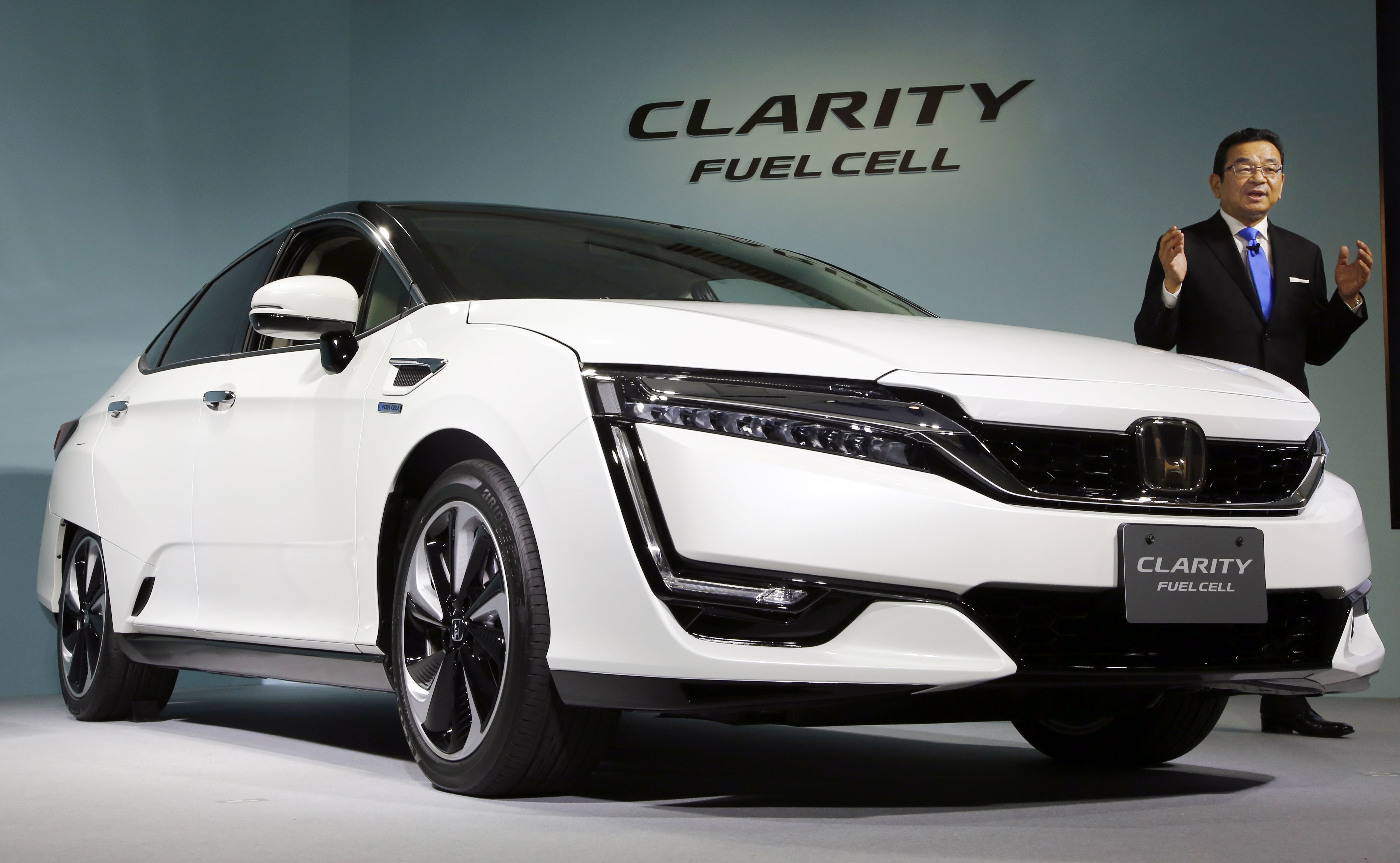 Honda Clarity Electric accessories restyling
