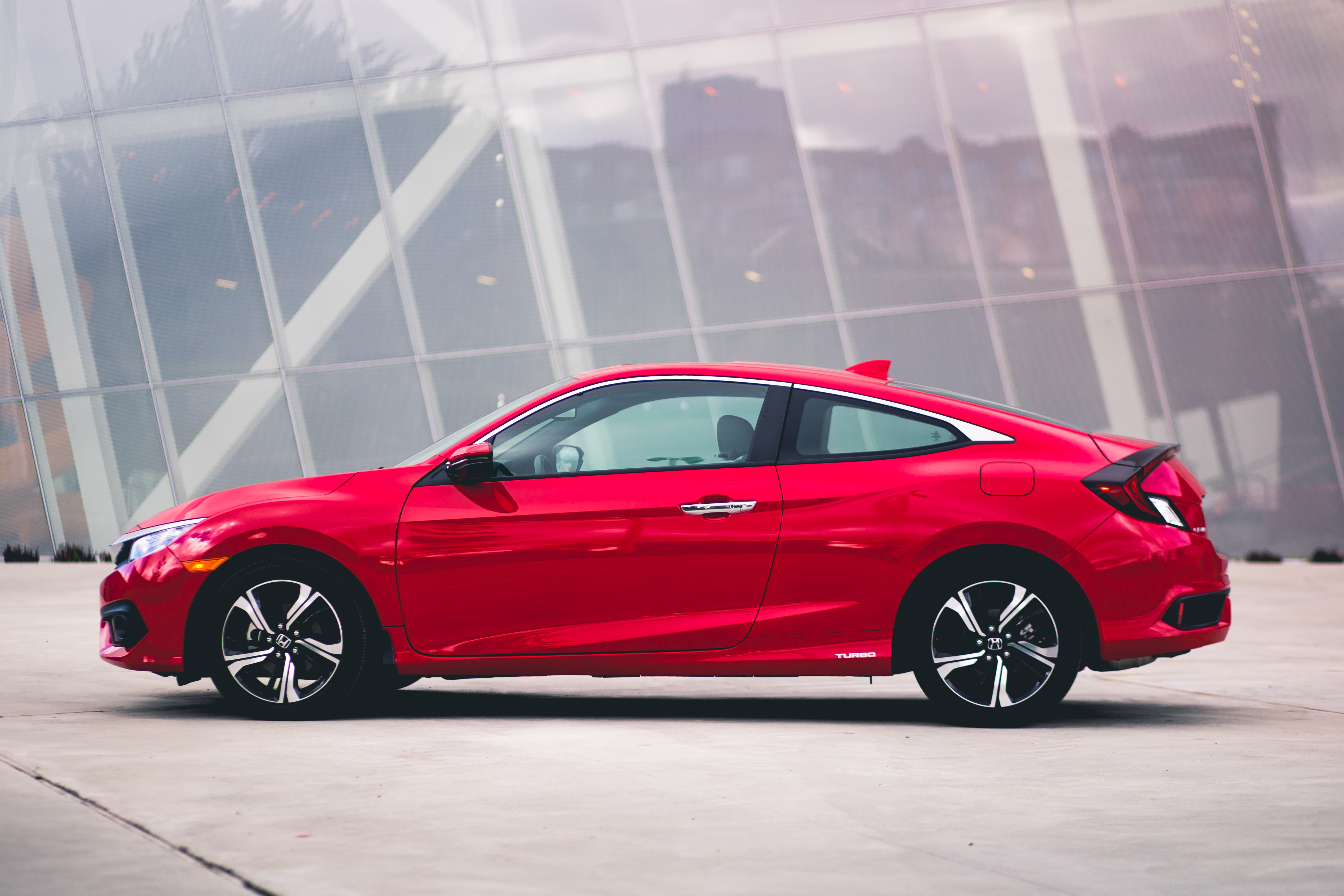 Honda Civic Coupe coupe restyling