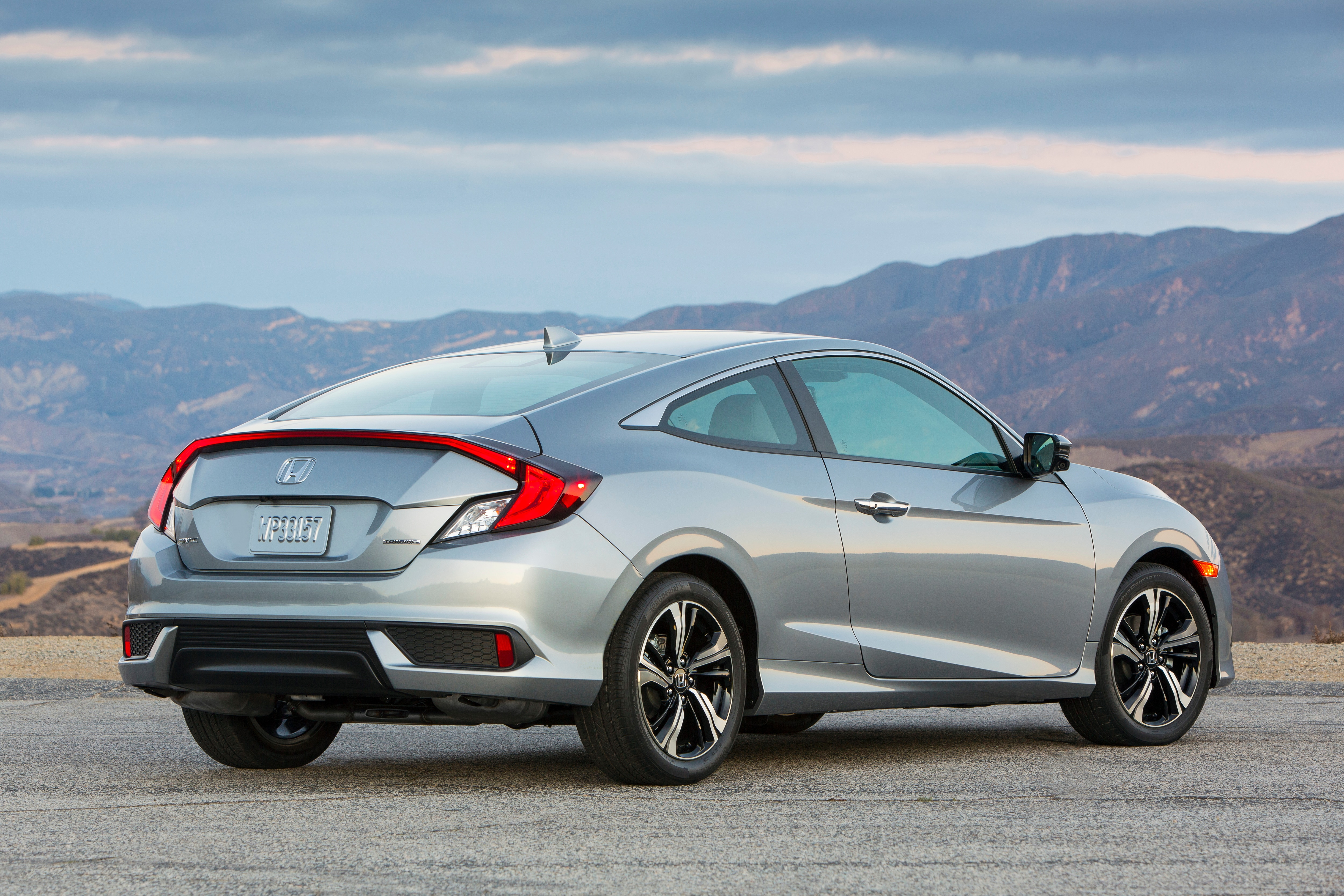 Honda Civic Coupe best specifications