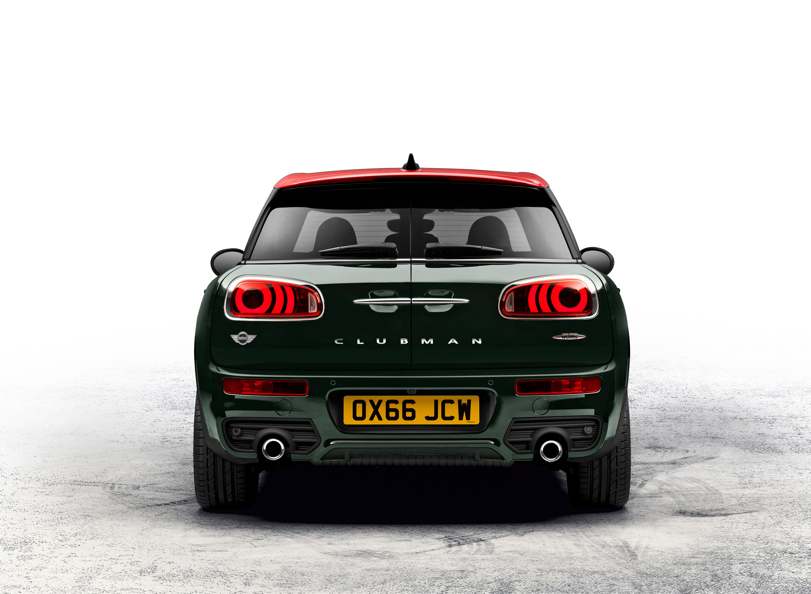 MINI John Cooper Works best model