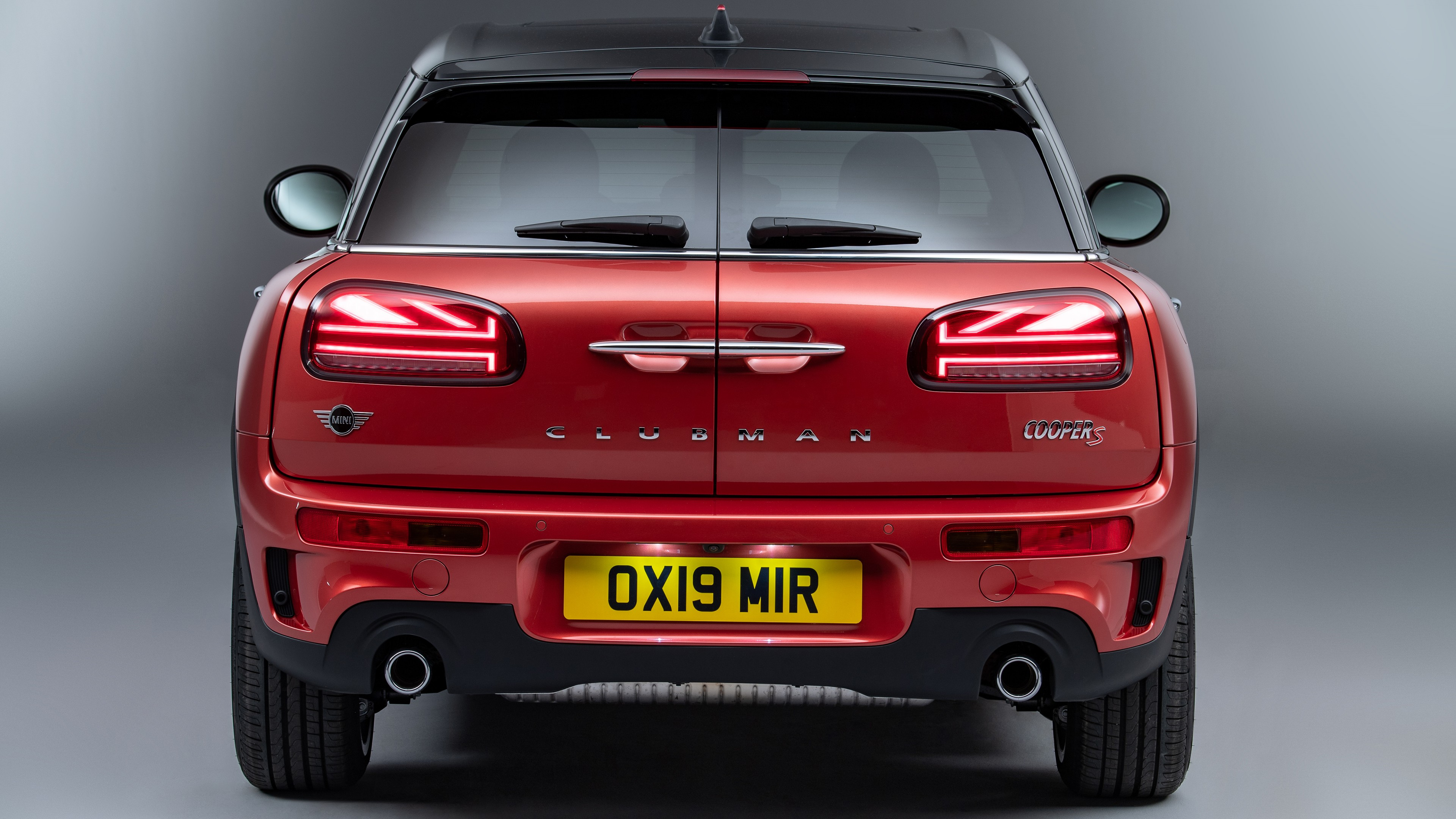 MINI Clubman accessories restyling