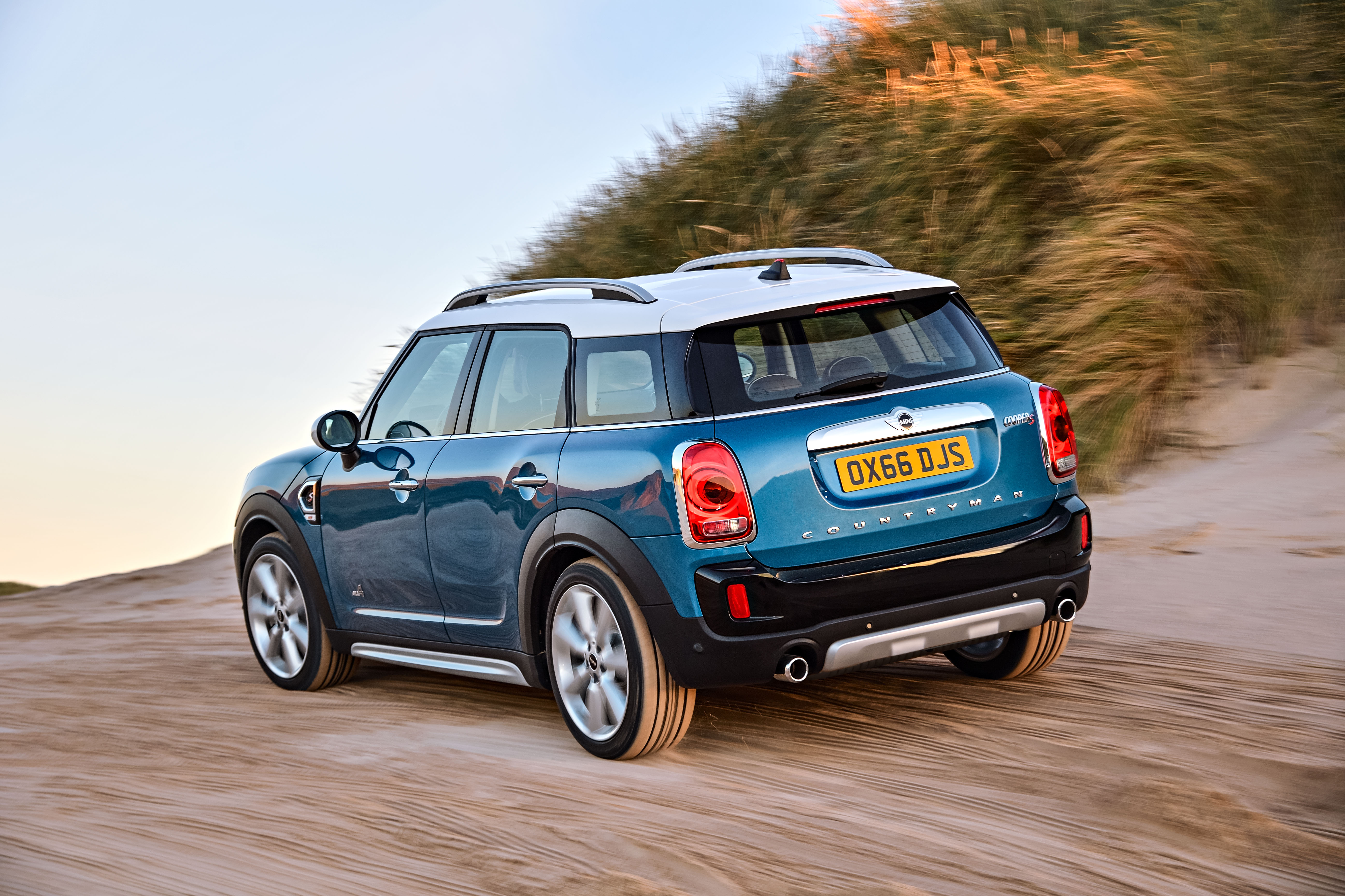 MINI Cooper S Countryman reviews restyling
