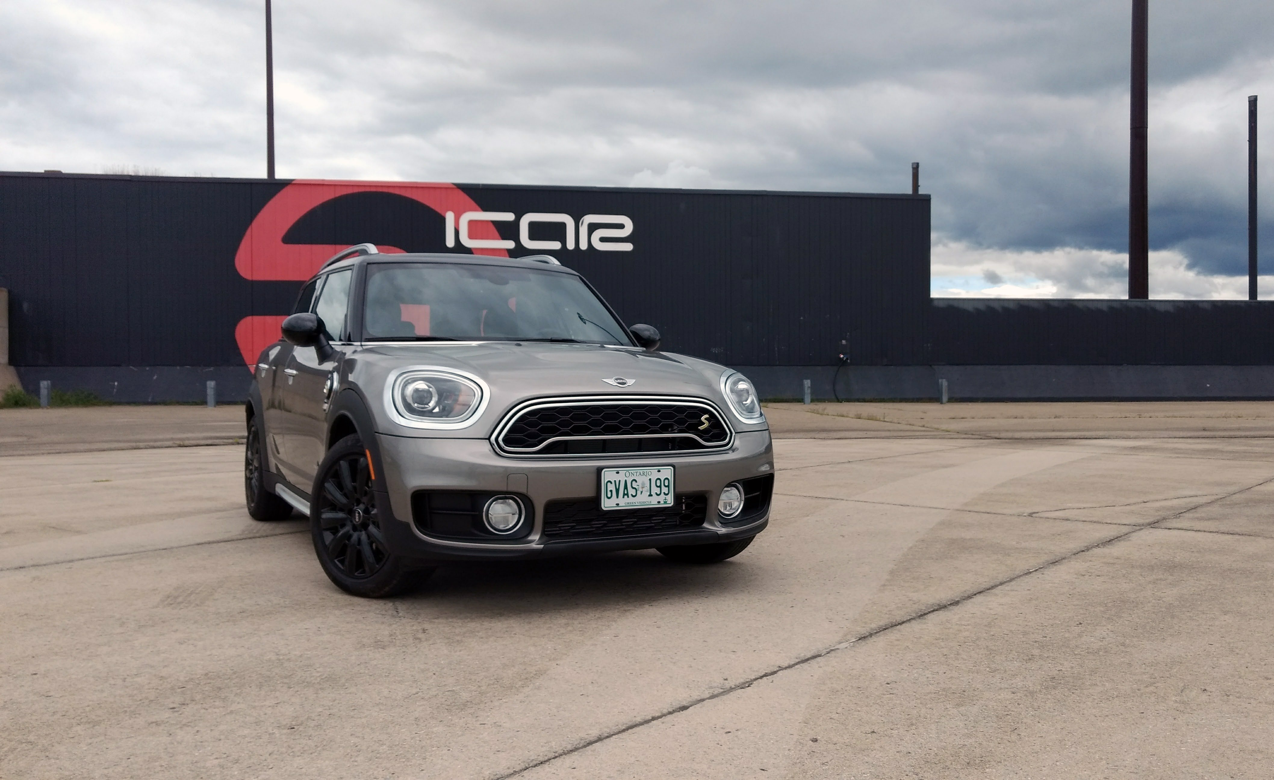 MINI One Countryman accessories restyling