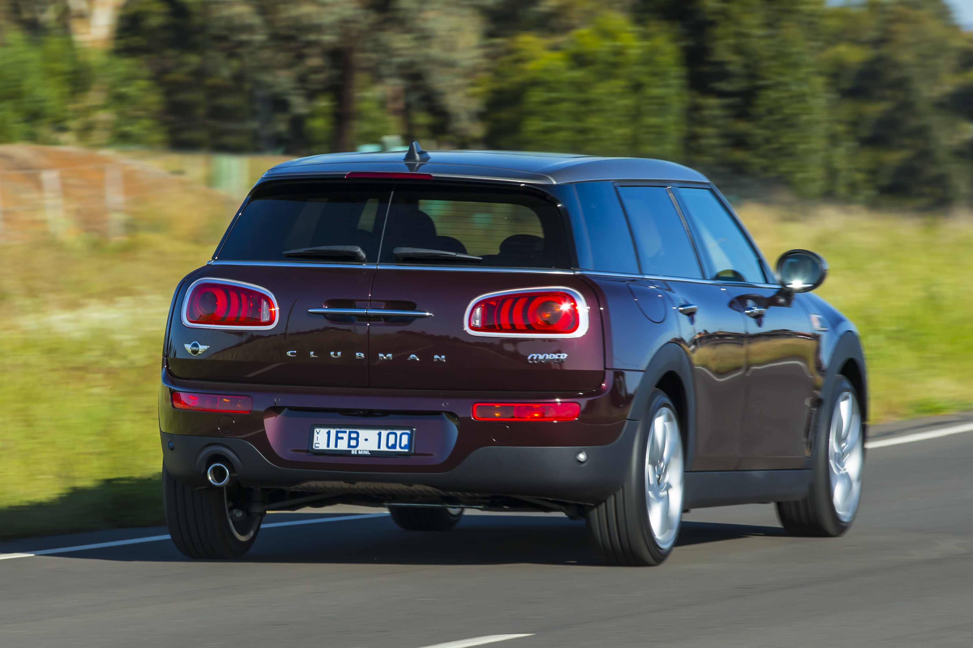 MINI Cooper S Clubman hd photo