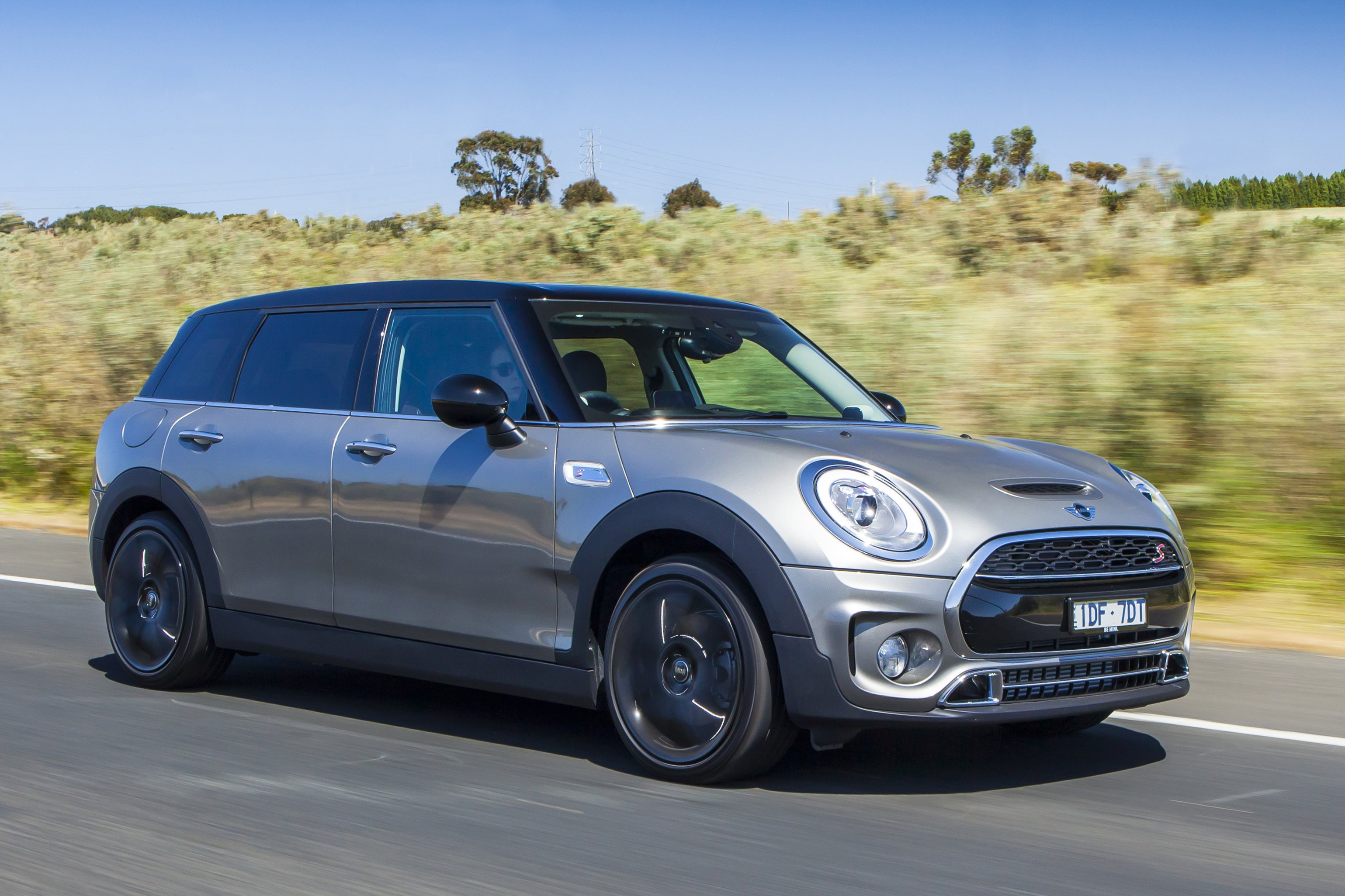 MINI One Clubman 4k restyling
